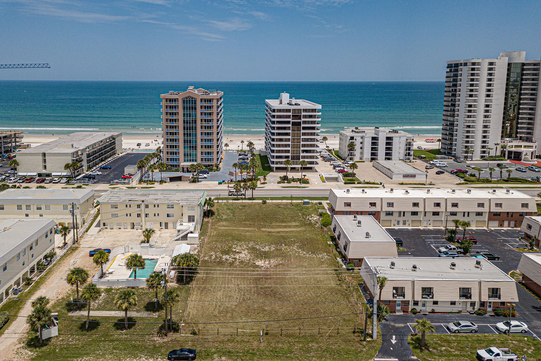 Land for Sale at Daytona Beach Shores 3742 S Atlantic Avenue, Daytona Beach Shores, Florida 32118 United States