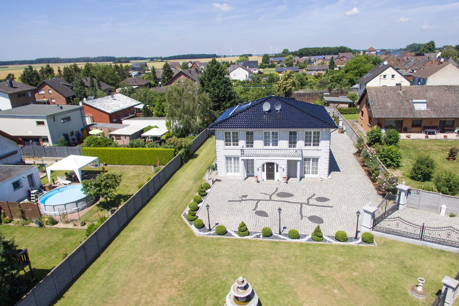 Single Family Homes for Sale at Premium property near Cologne Trierer Strasse 76 Other North Rhine Westphalia, North Rhine Westphalia 53909 Germany