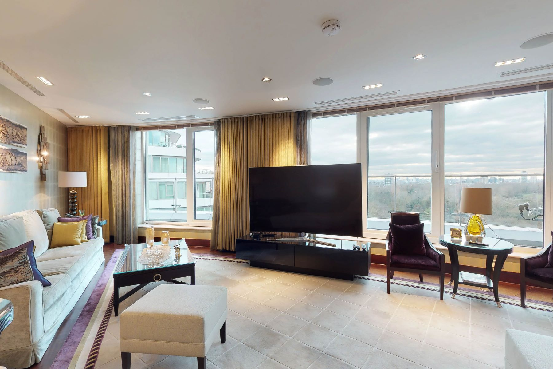 Apartment for Sale at Penthouse, Lanson Building London, England SW11 8NY United Kingdom
