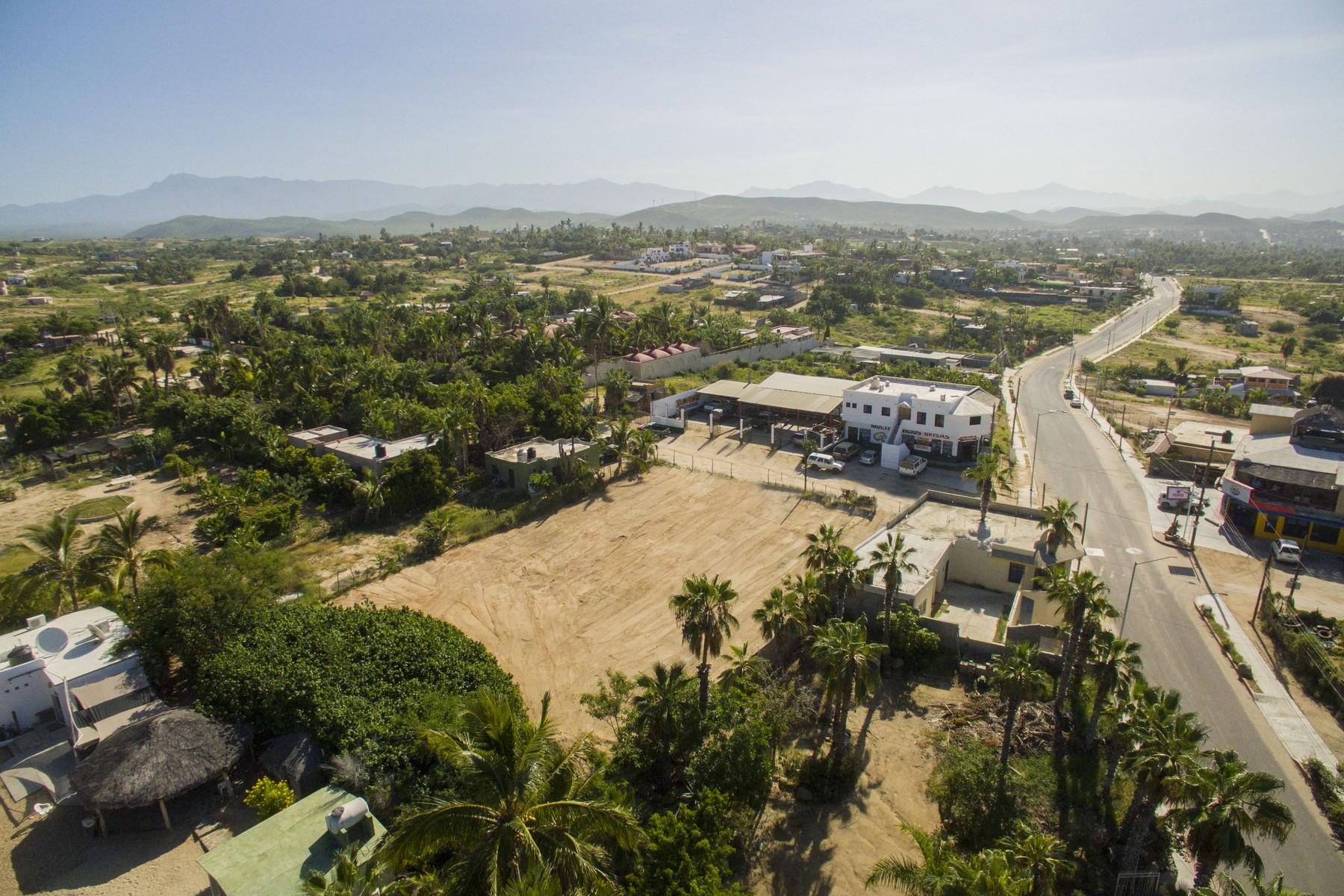 Land for Sale at Lote Mercado Del Sol Centro, Todos Santos Todos Santos, Baja California Sur 23300 Mexico