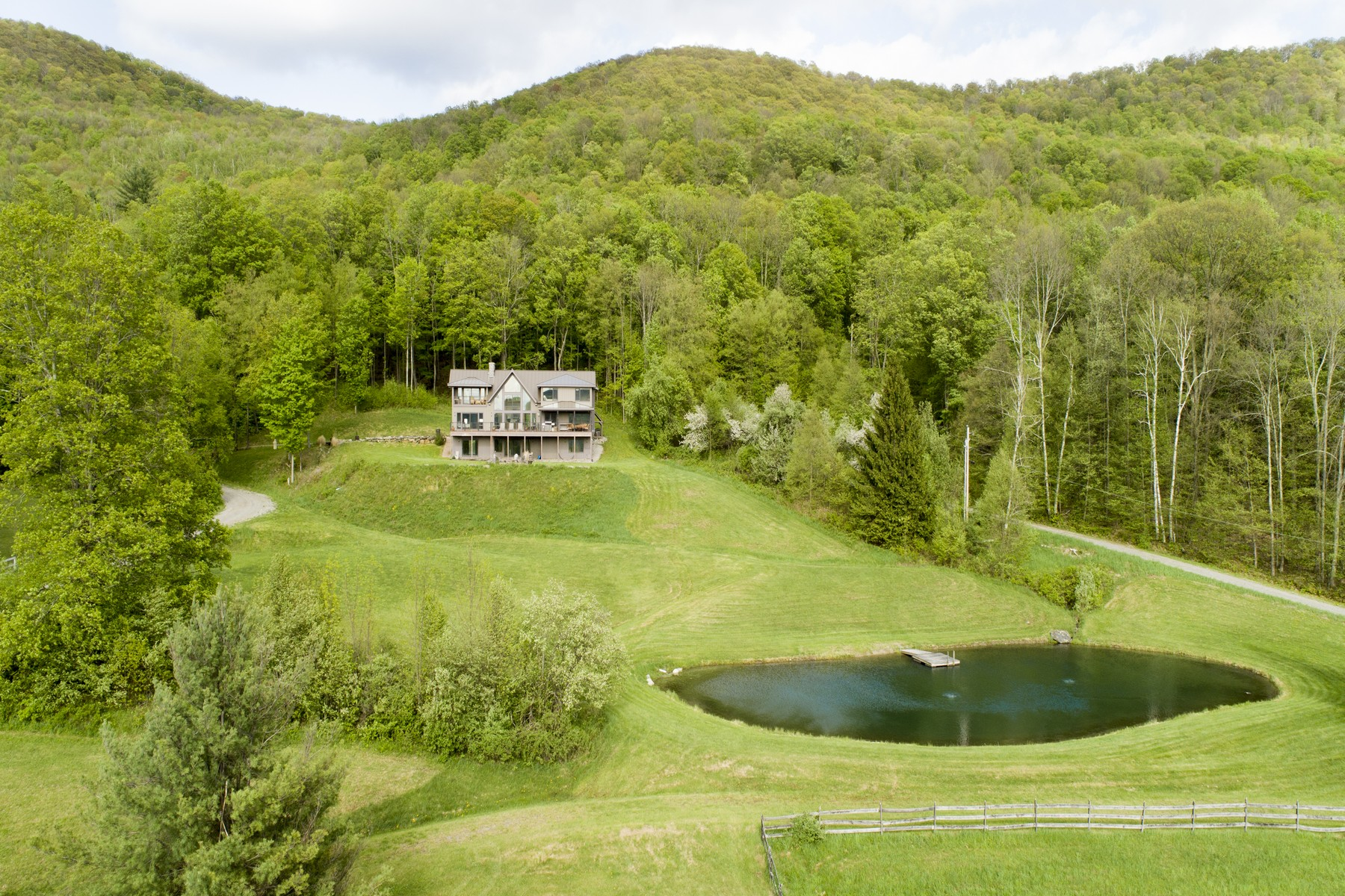 single family homes for Sale at 1881 Herrick Brook Road, Pawlet 1881 Herrick Brook Rd Pawlet, Vermont 05761 United States