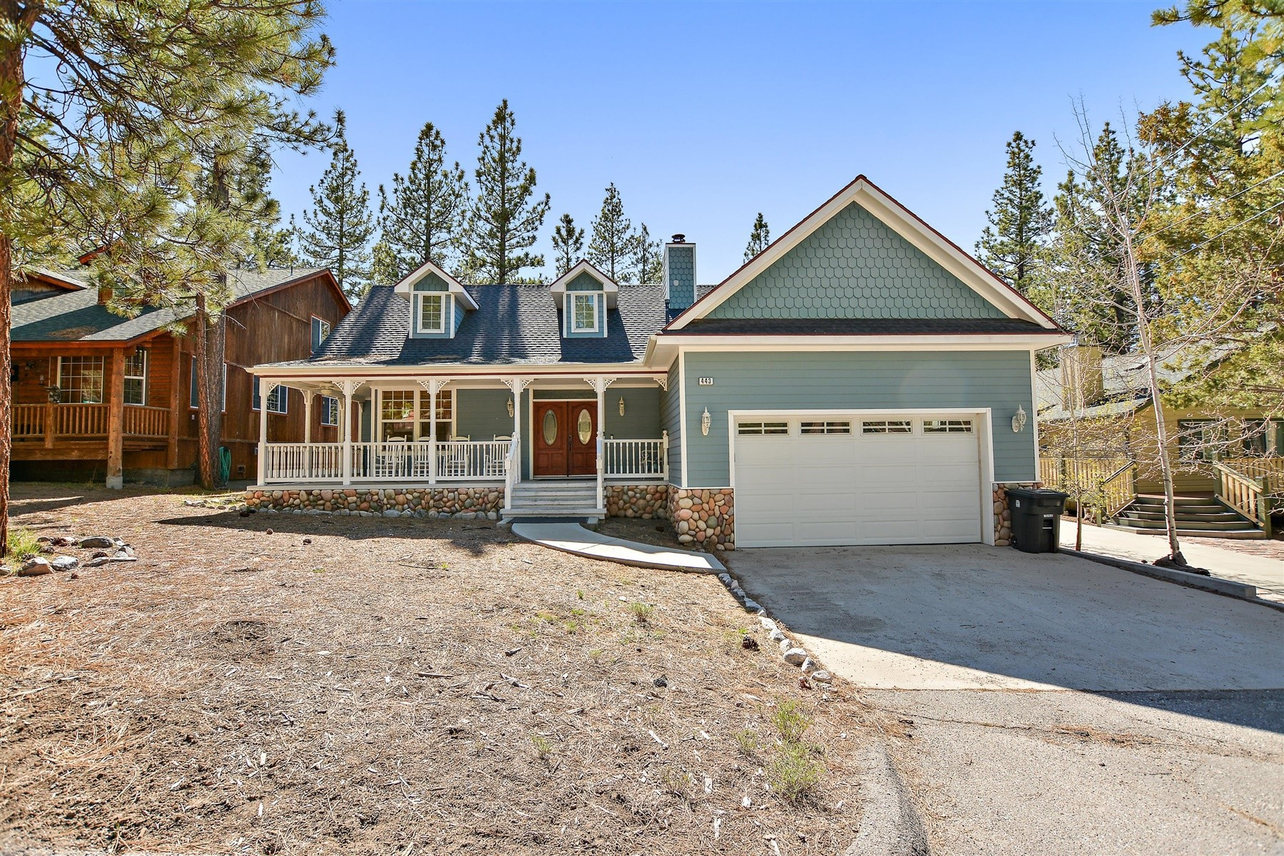Single Family Homes for Active at Big Bear City, California 92314 443 Dorset Big Bear City, California 92314 United States