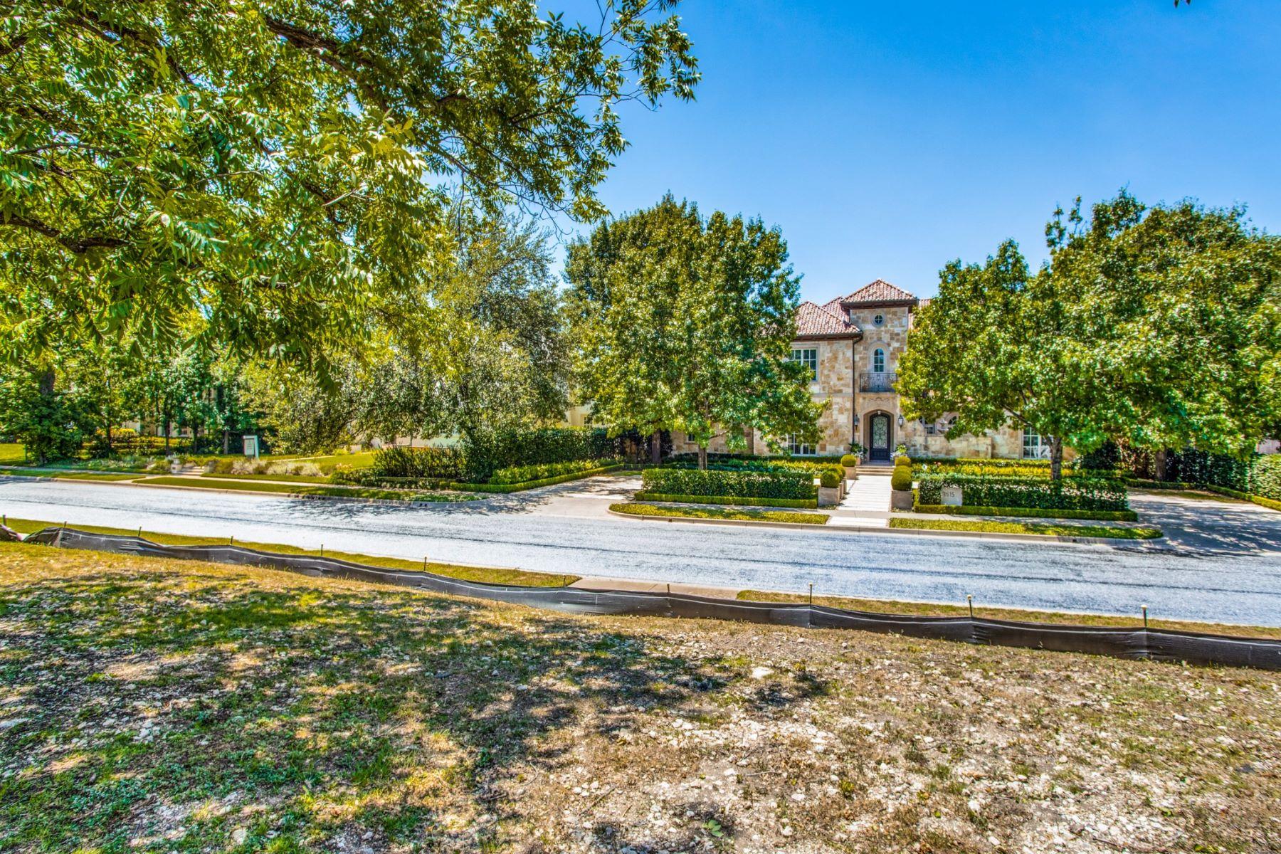 Land for Sale at Old Highland Park Corner Lot 3512 Crescent Avenue Highland Park, Texas 75205 United States