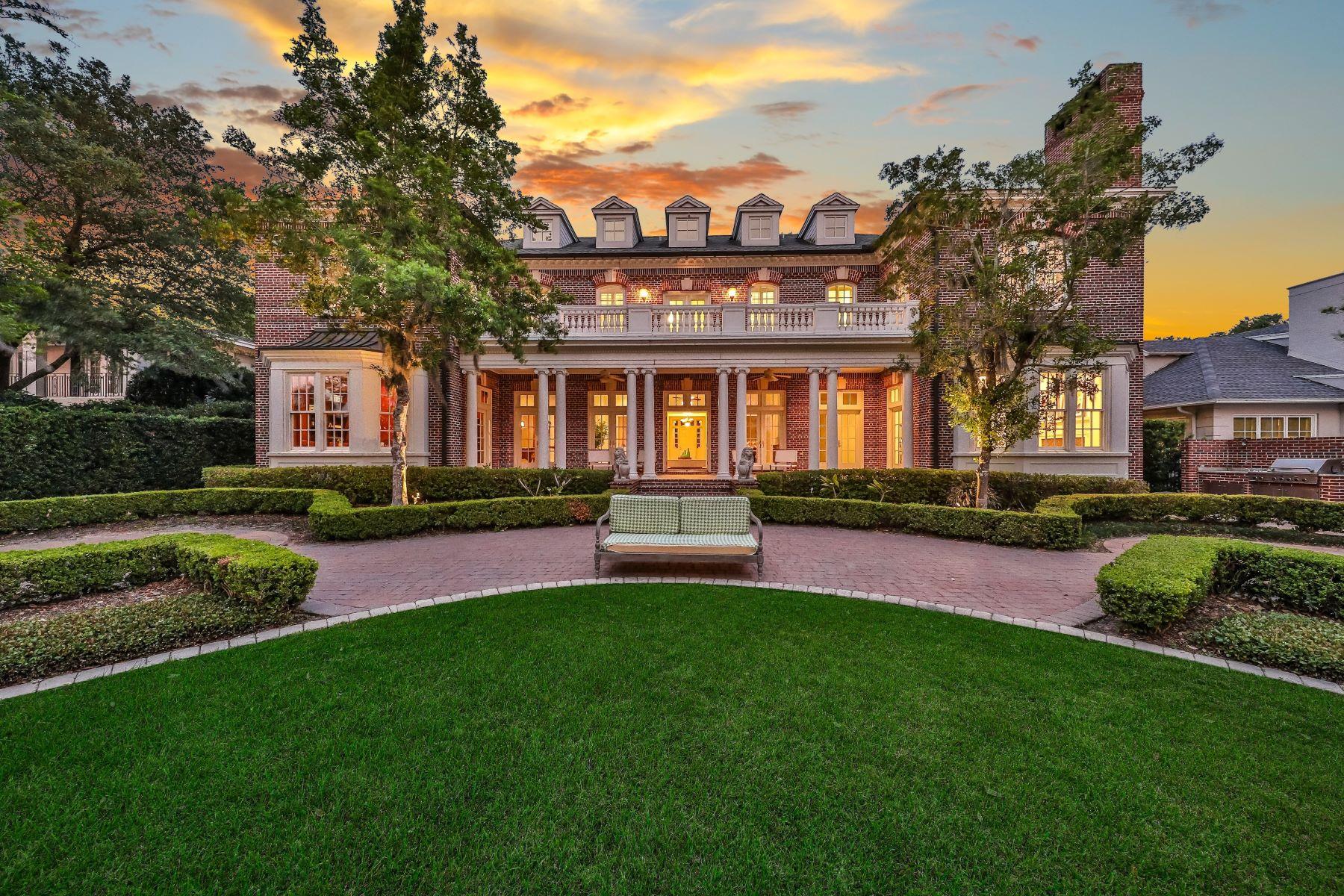 Nhà ở một gia đình vì Bán tại 4134 Alhambra Dr W 4134 Alhambra Dr West Jacksonville, Florida, 32207 Hoa Kỳ