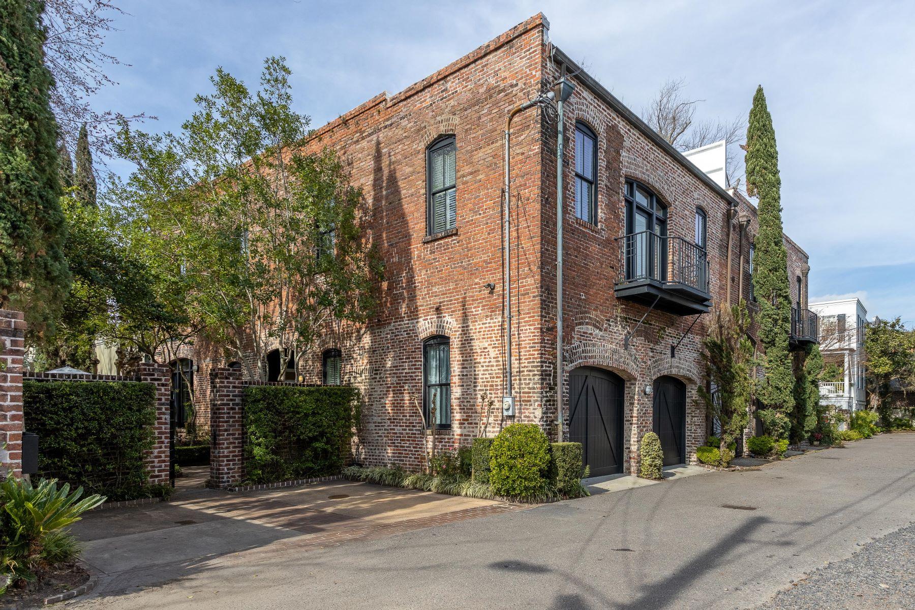 Single Family Homes 용 매매 에 Charleston, 사우스캐놀라이나 29401 미국