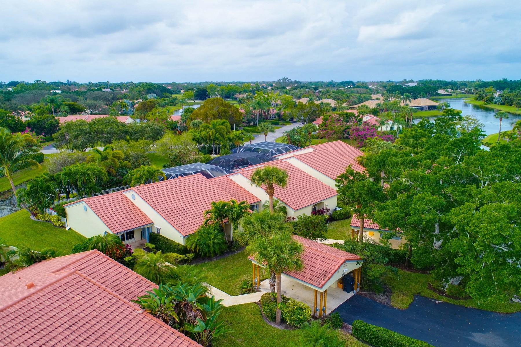 Частный односемейный дом для того Продажа на 2244 Las Casitas 2244 Las Casitas Drive, Wellington, Флорида, 33414 Соединенные Штаты