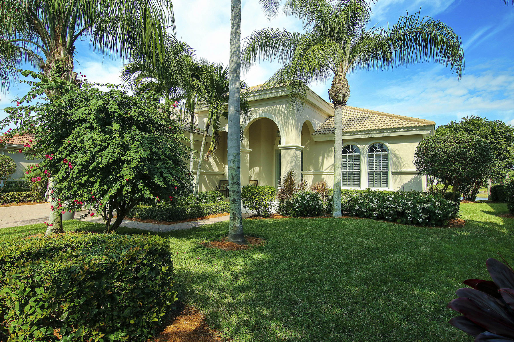 Single Family Homes for Sale at CROWN COLONY 16273 Crown Arbor Way, Fort Myers, Florida 33908 United States