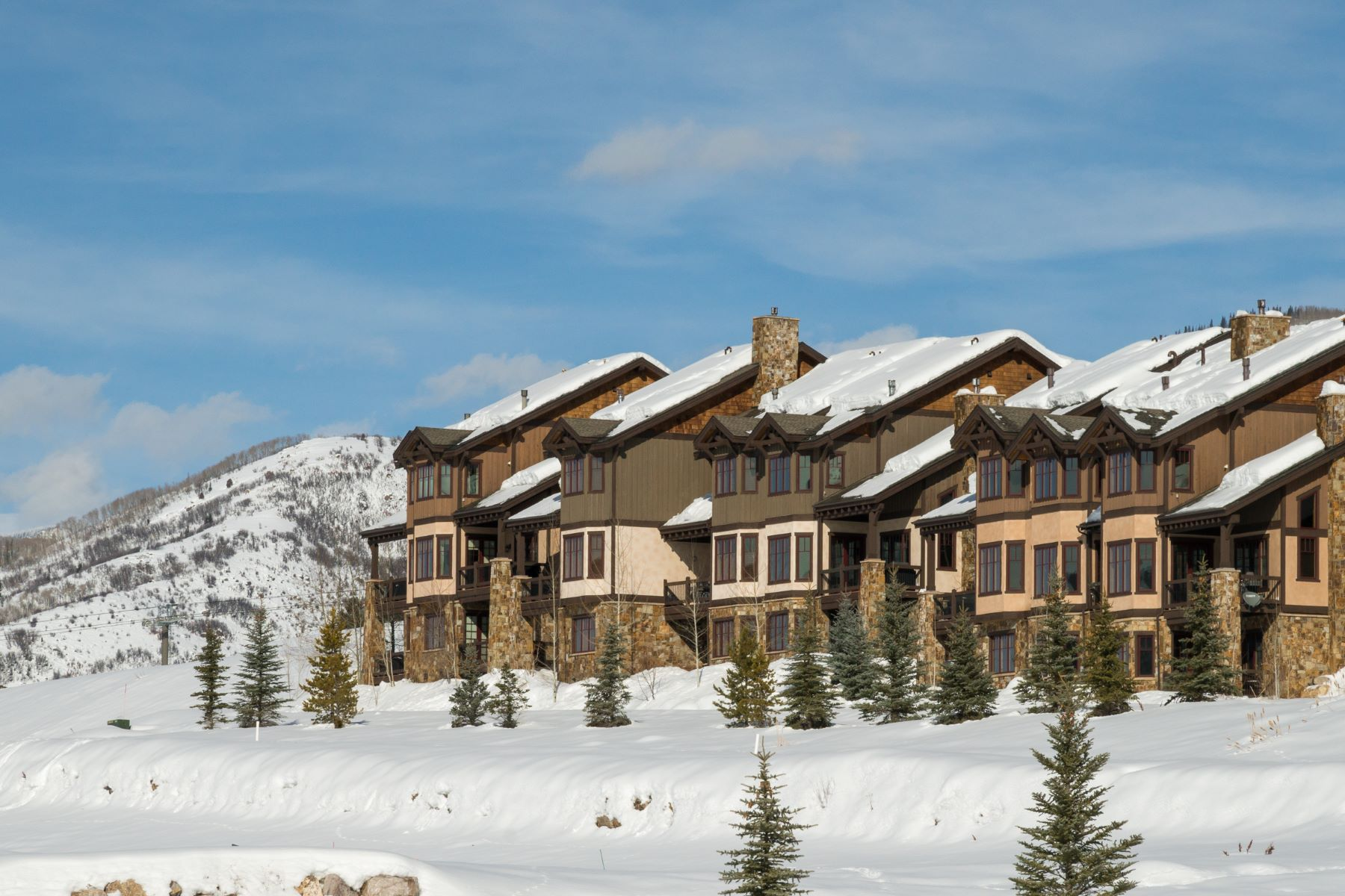 Townhouse for Sale at Lavish Luxury at Stonewood 1195 Eagle Glen Drive Steamboat Springs, Colorado 80487 United States