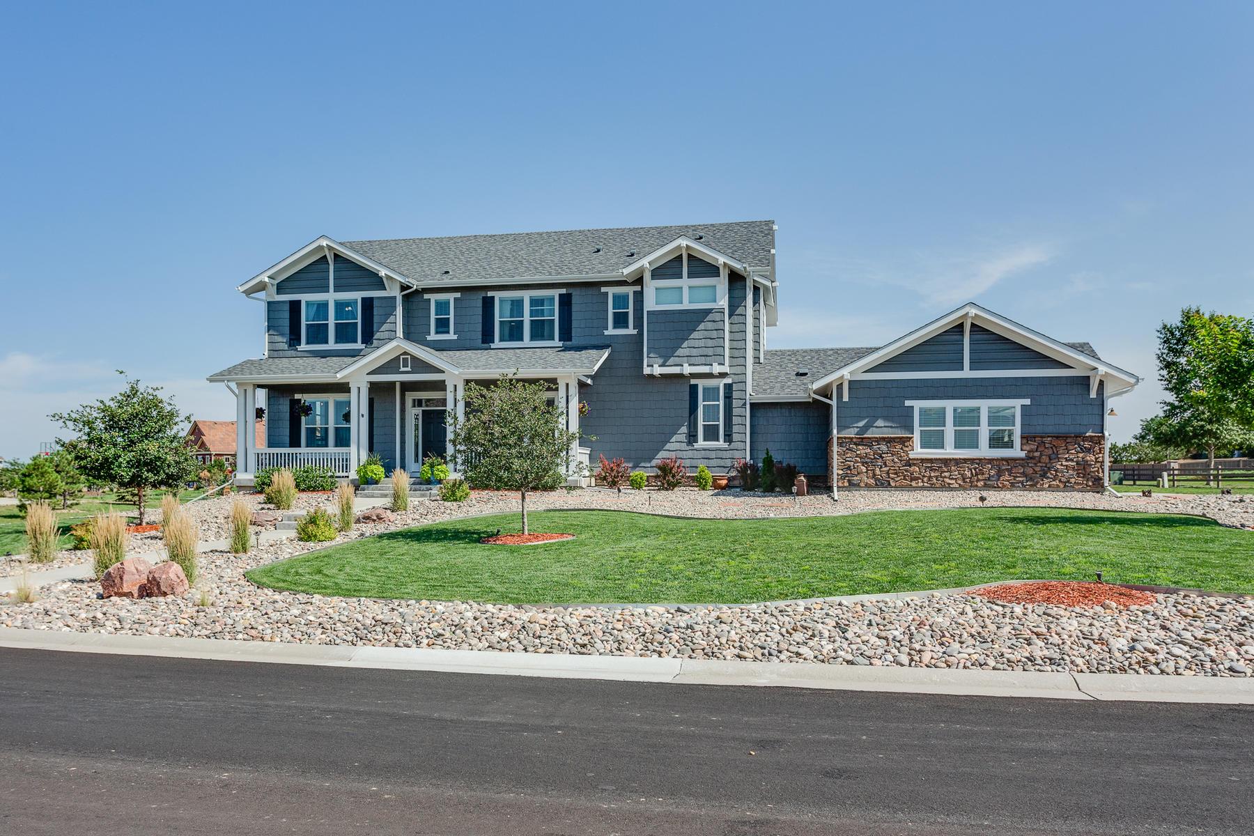 Single Family Home for Active at 7030 Weaver Cir 7030 Weaver Cir Castle Rock, Colorado 80104 United States