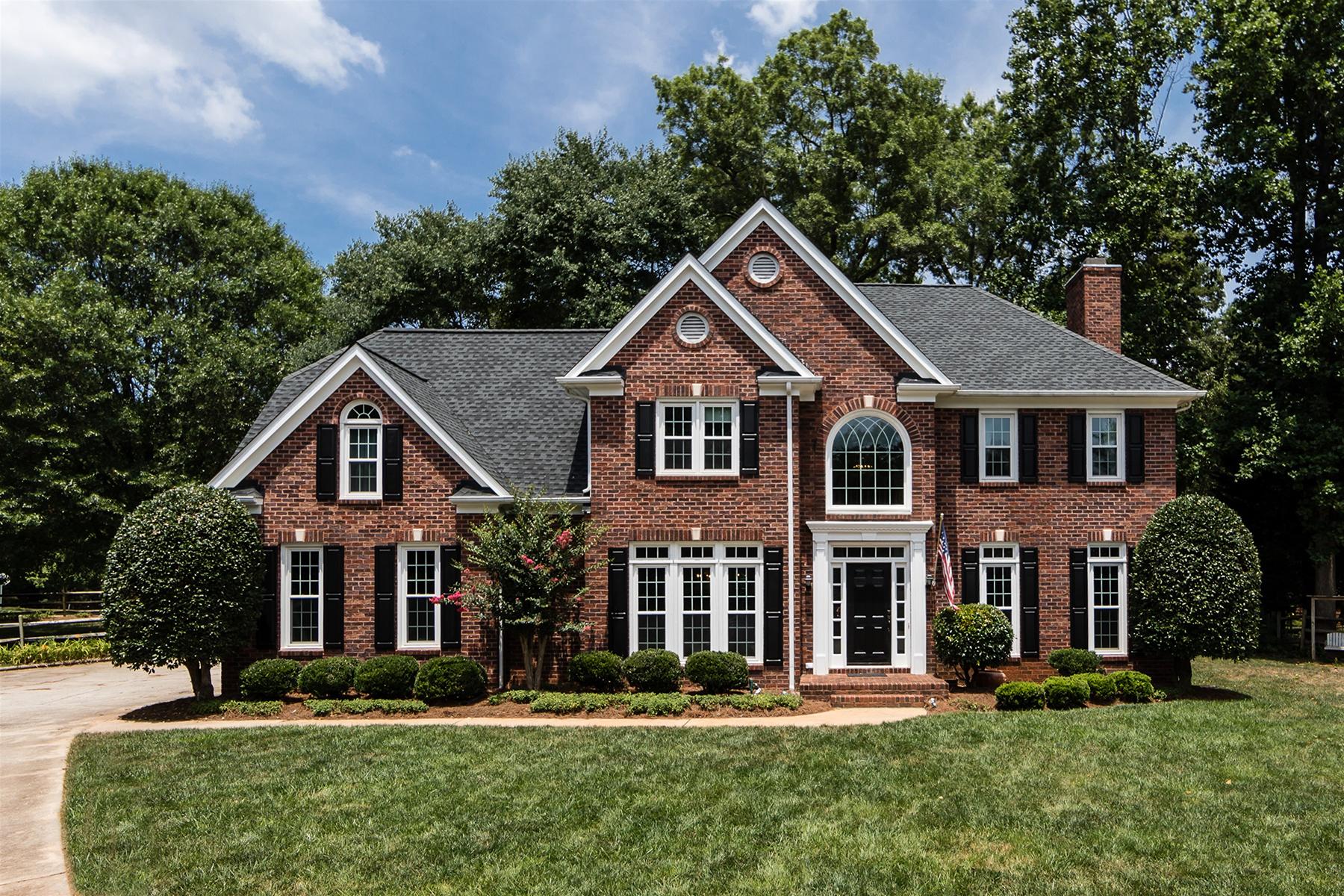 Single Family Homes por un Venta en WYNFIELD 14918 Hope Ct, Huntersville, Carolina Del Norte 28078 Estados Unidos