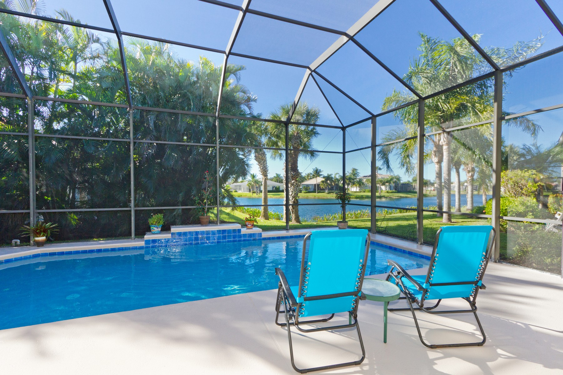 Property for Sale at Enjoy Poolside Living 1338 Riverside Lane Vero Beach, Florida 32963 United States