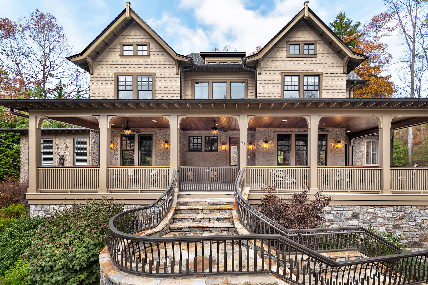 Single Family Home for Active at RAMBLE BILTMORE FOREST 94 Ramble Way Asheville, North Carolina 28803 United States