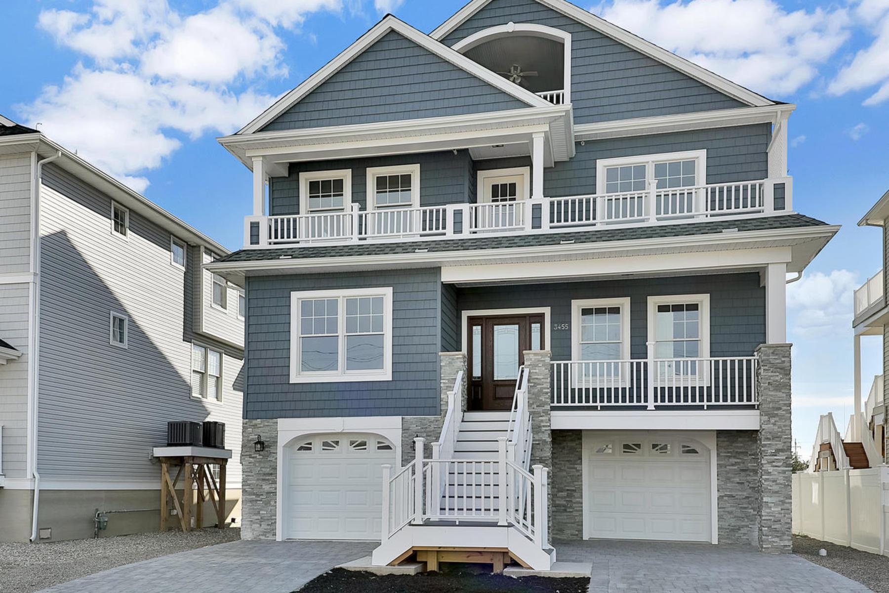 Частный односемейный дом для того Продажа на 3455 Maritime Drive Toms River, Нью-Джерси 08753 Соединенные Штаты