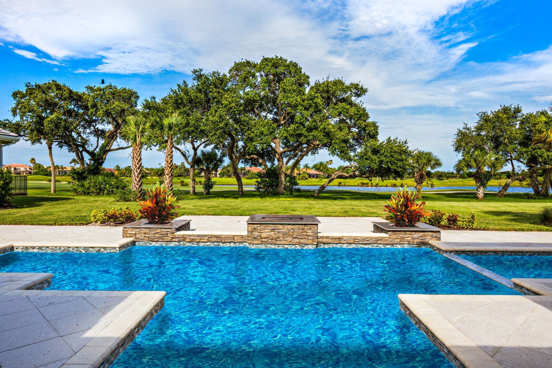 Single Family Homes for Sale at Luxury New Construction in Grand Harbor 2356 Grand Harbor Reserve Square Vero Beach, Florida 32967 United States