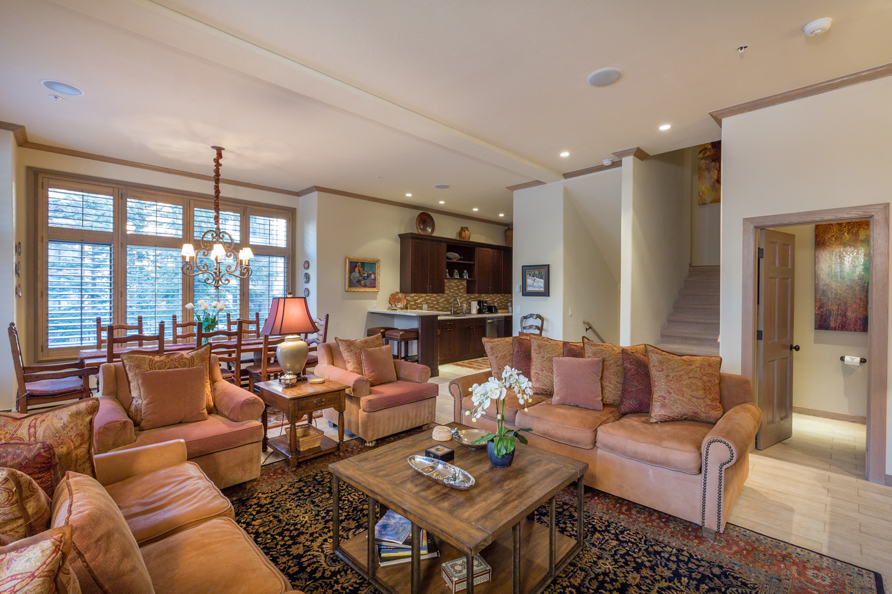 Condominium for Sale at 601 Mountain Village Boulevard, Unit 3 601 Mountain Village Boulevard, Unit 8 Telluride, Colorado, 81435 United States