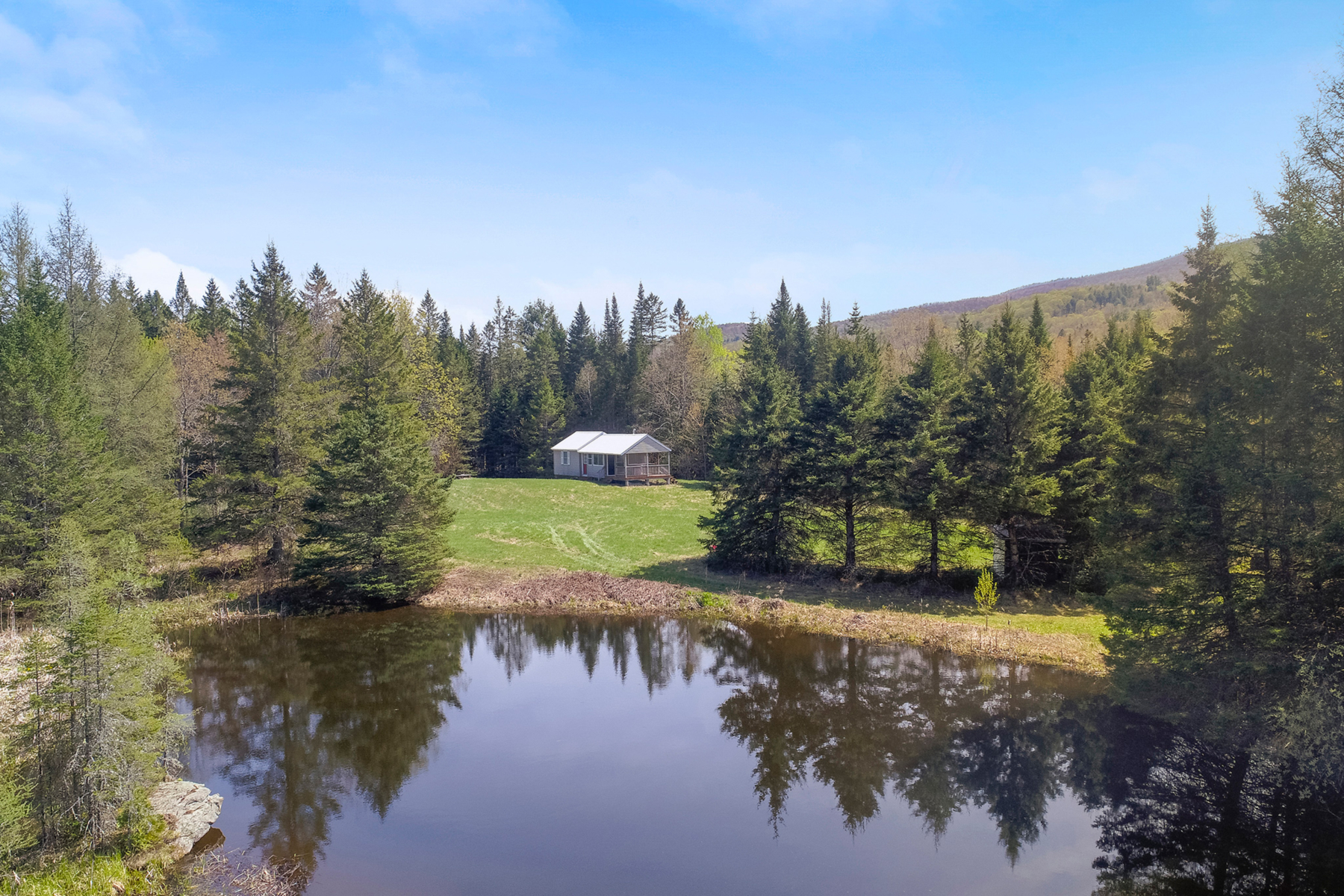 Land for Sale at 200 Acres and Cabin in Ryegate 100 Morrison Trl Ryegate, Vermont 05042 United States