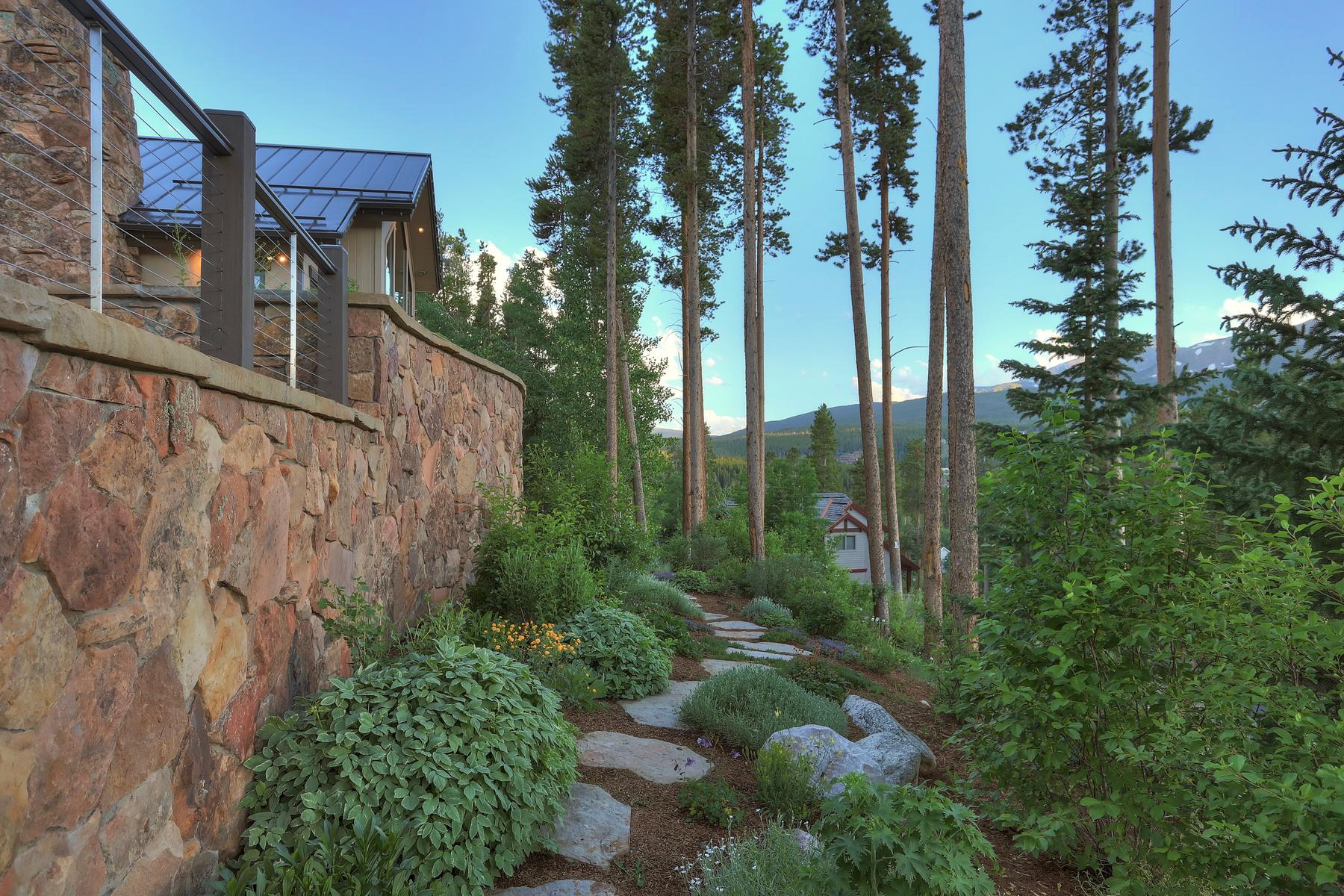 Additional photo for property listing at Sweeping Views, Walk-to-Town Family Estate on 1+ Acre 260 Gold Flake Court Breckenridge, Colorado 80424 United States