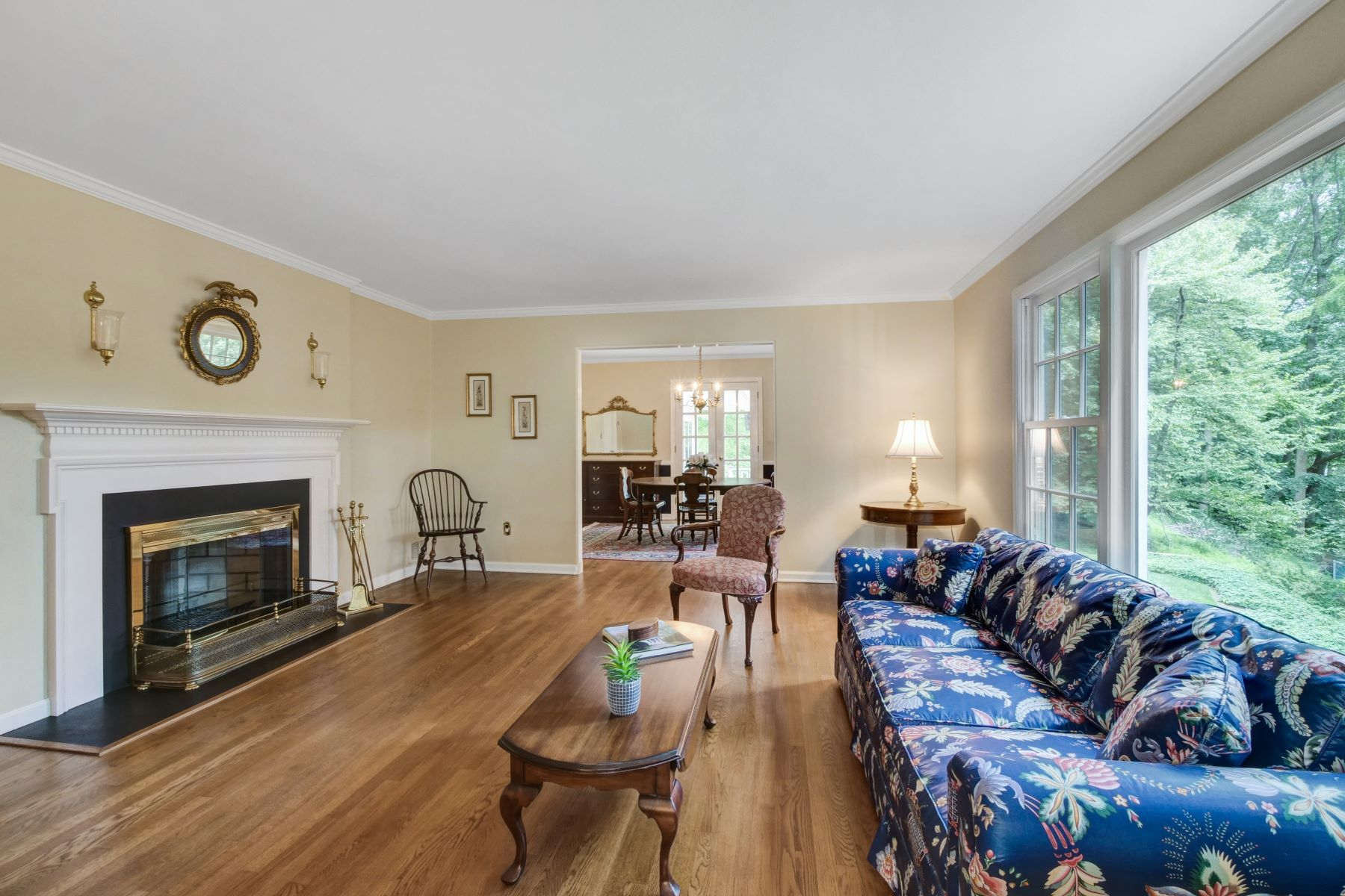 Single Family Homes for Sale at Private, Expanded Ranch 7 Skyline Drive Morris Township, New Jersey 07960 United States