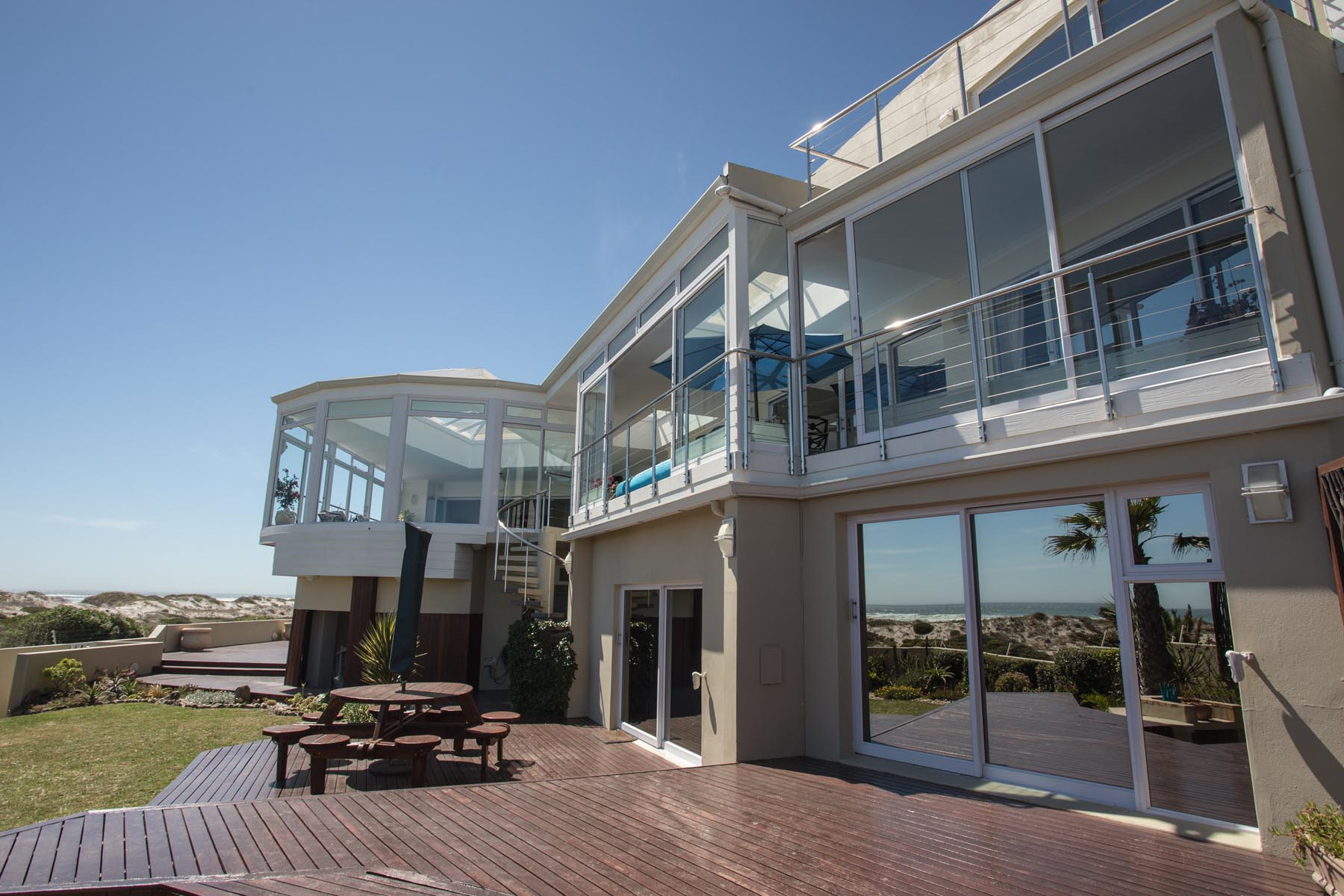 Single Family Home for Sale at Melkbosstrand Cape Town, Western Cape, 7550 South Africa