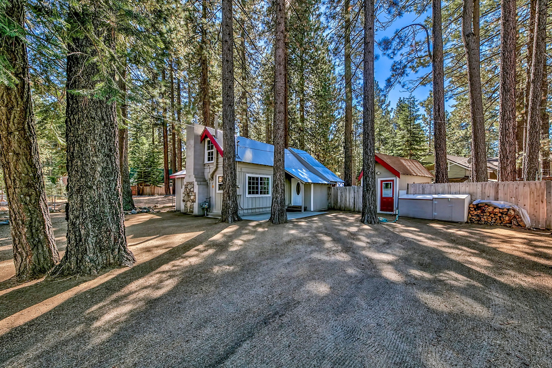 Single Family Home for Active at 1190 Bonanza Ave, South Lake Tahoe, CA 96150 1190 Bonanza Ave. South Lake Tahoe, California 96150 United States