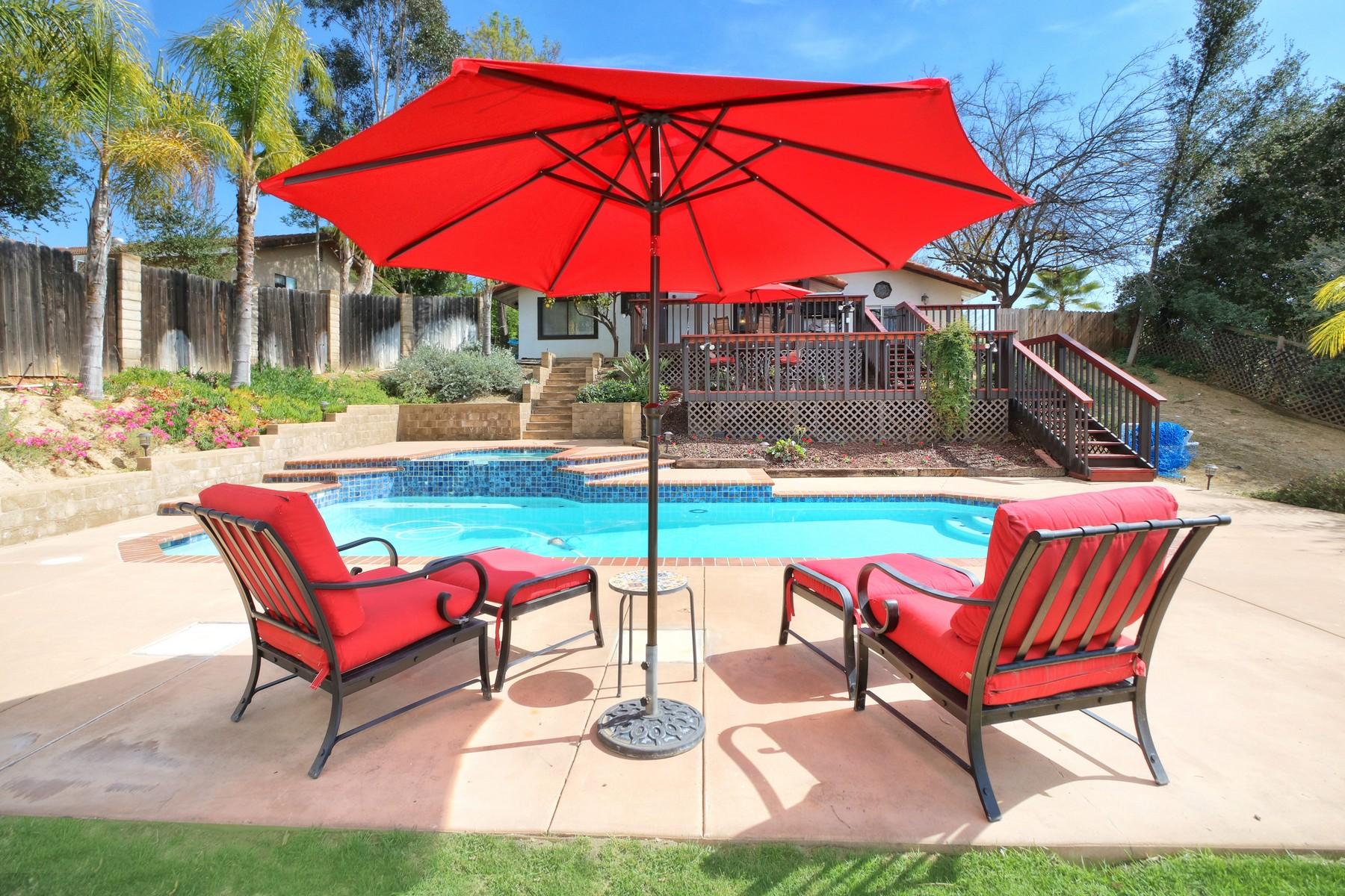 Villa per Vendita alle ore San Diego Country Estates 24730 Bjoin Road, Ramona, California, 92065 Stati Uniti