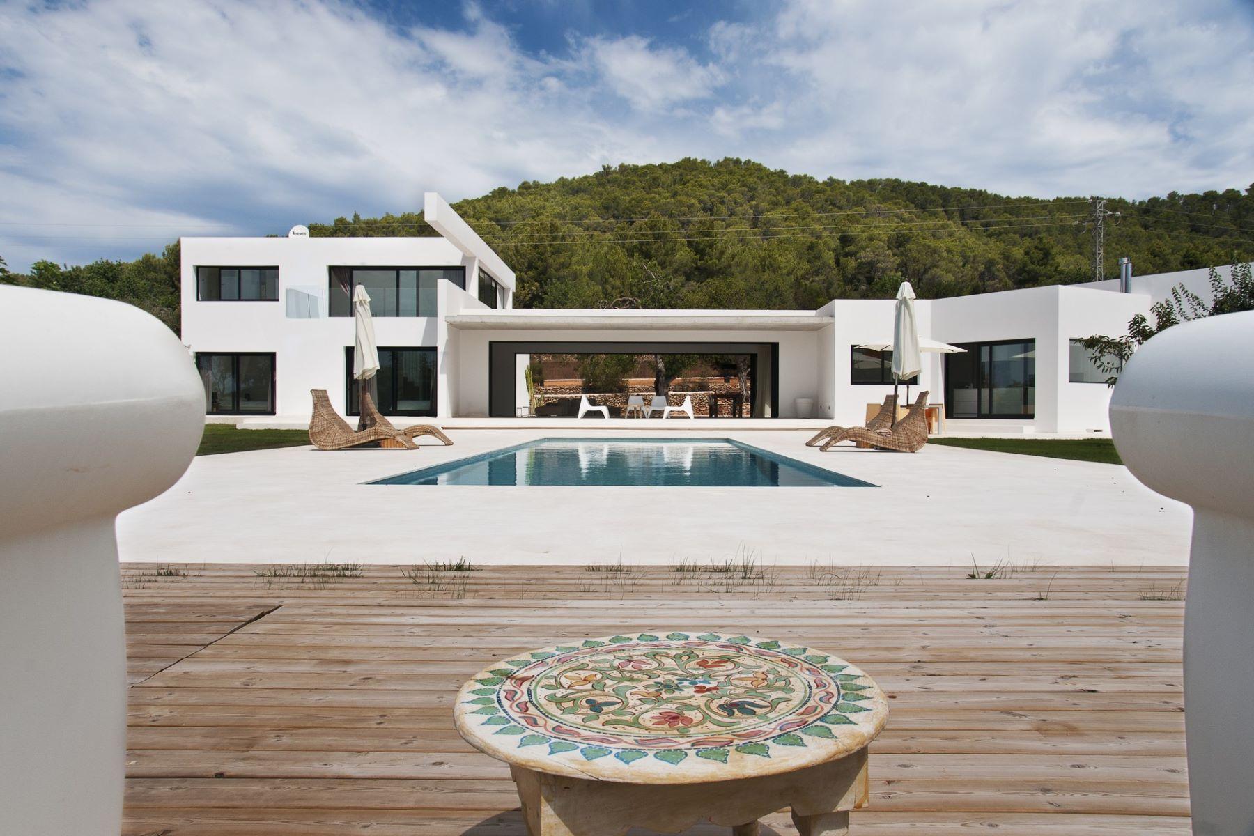 Casa Unifamiliar por un Alquiler en Contemporary New Villa In San Juan Other Balearic Islands, Balearic Islands, España