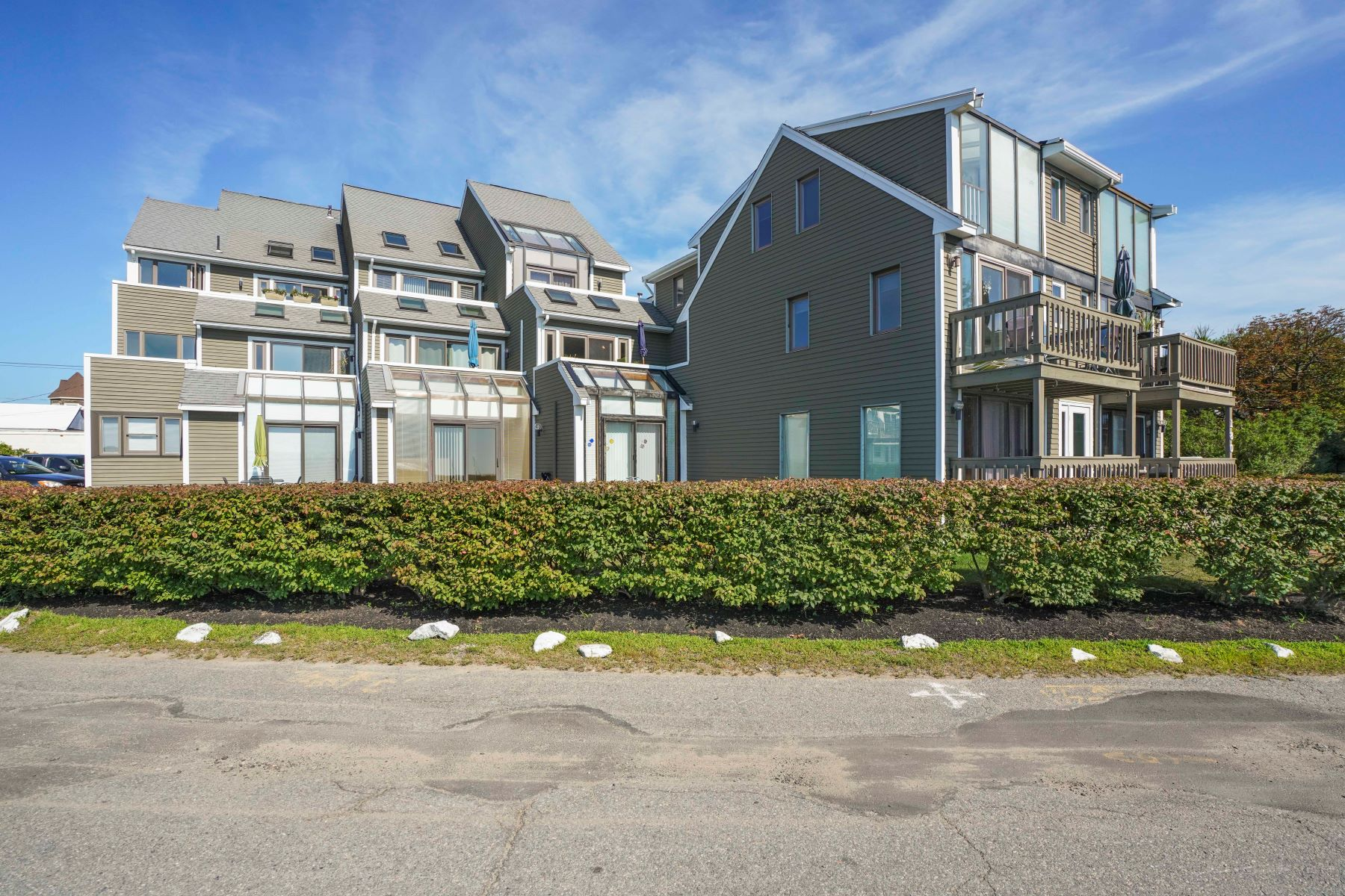 Condominiums for Sale at 180 Cadish Ave, Unit 6 Hull, Massachusetts 02045 United States