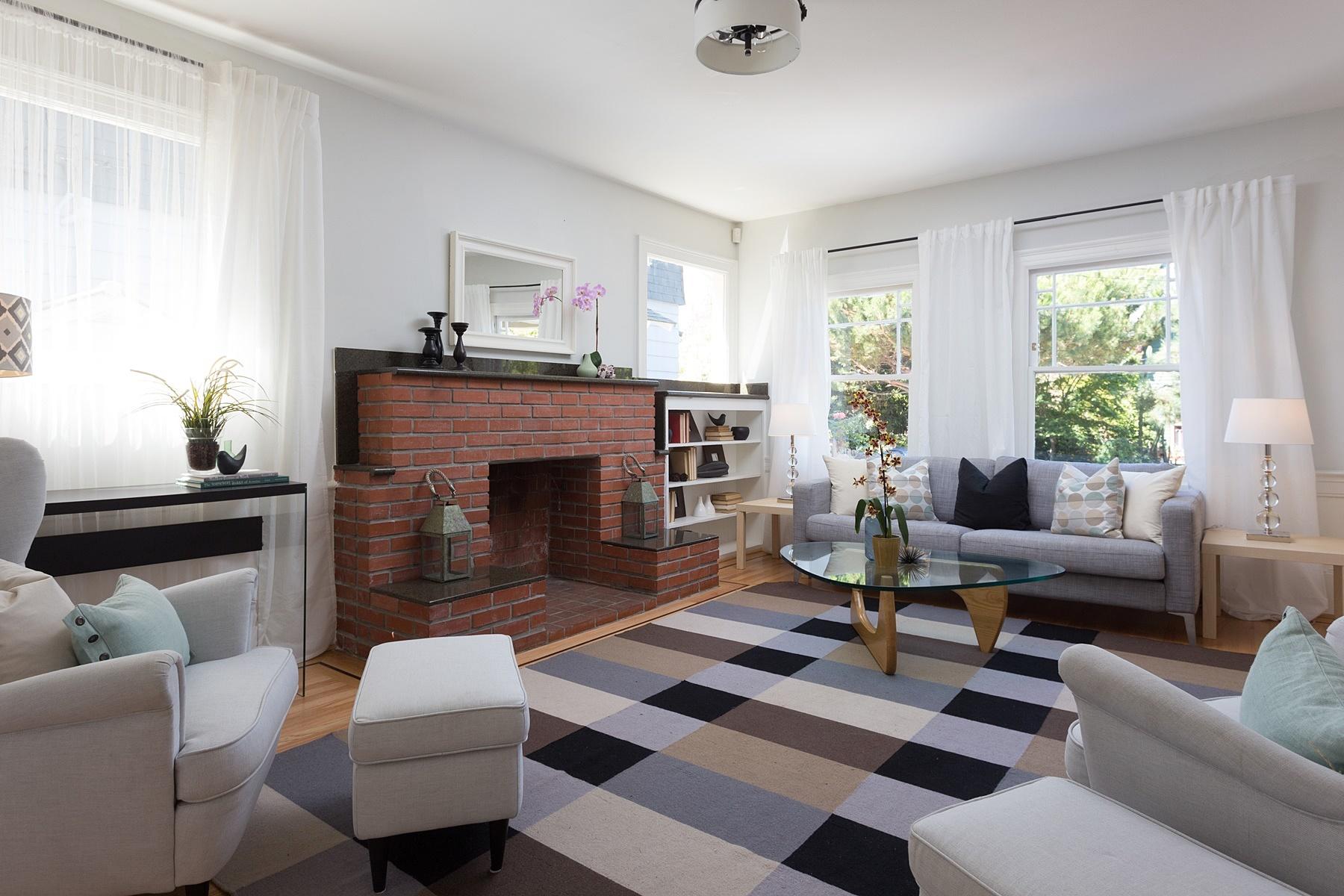 Additional photo for property listing at Charming And Sunny Duplex 2535 Chilton Way Berkeley, 加利福尼亞州 94707 美國