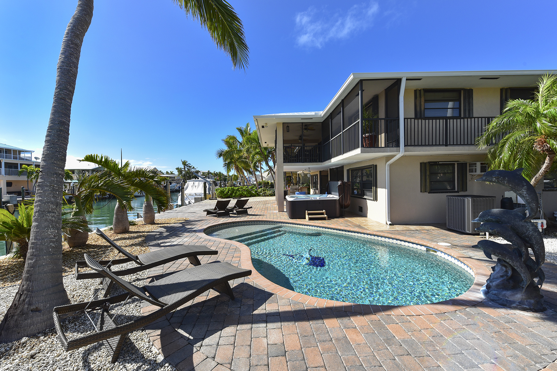 Single Family Home for Sale at Premier Waterfront Location 100 Severino Drive Islamorada, Florida 33036 United States