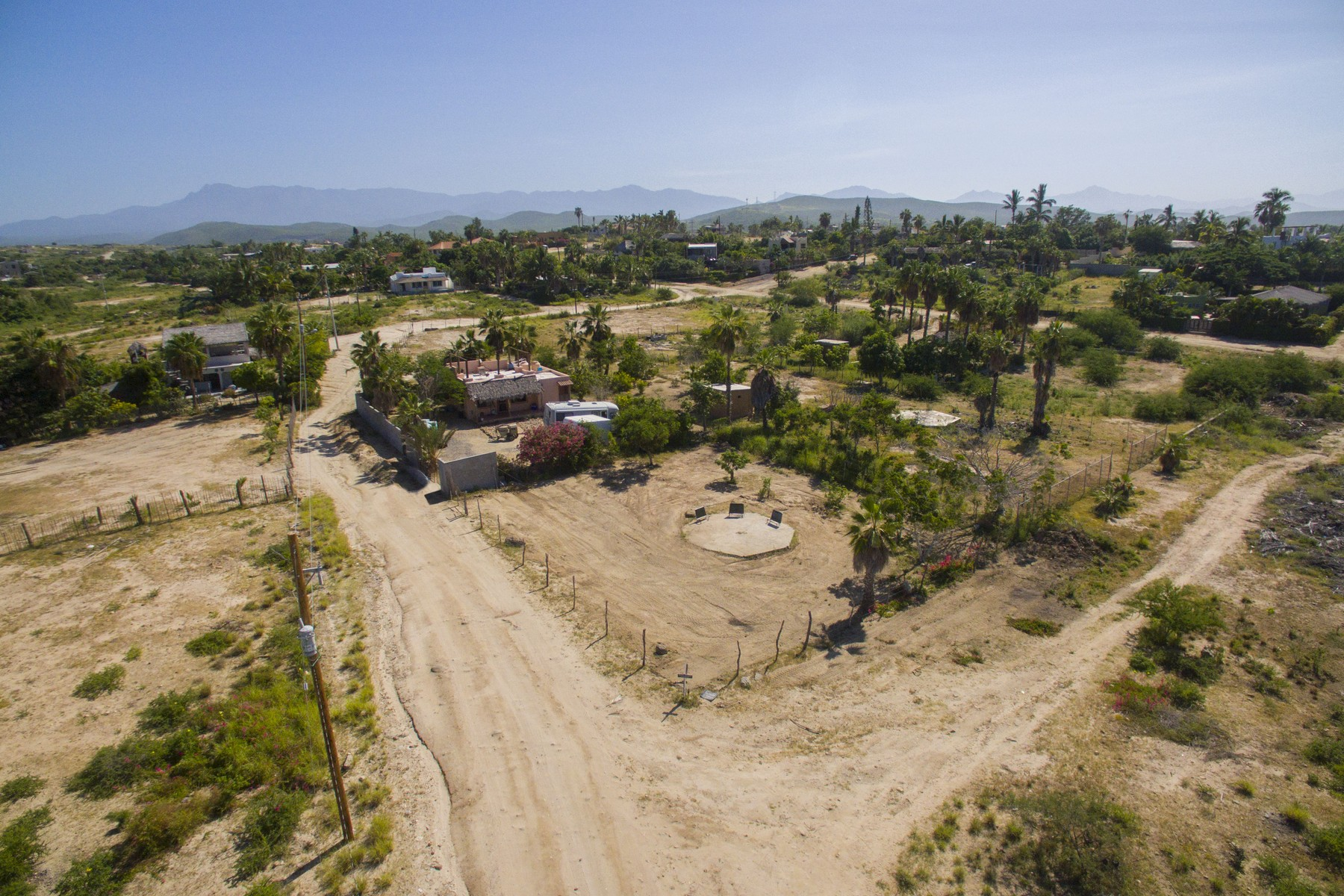 Land for Sale at Lote Palapa Las Brisas Todos Santos, 23300 Mexico