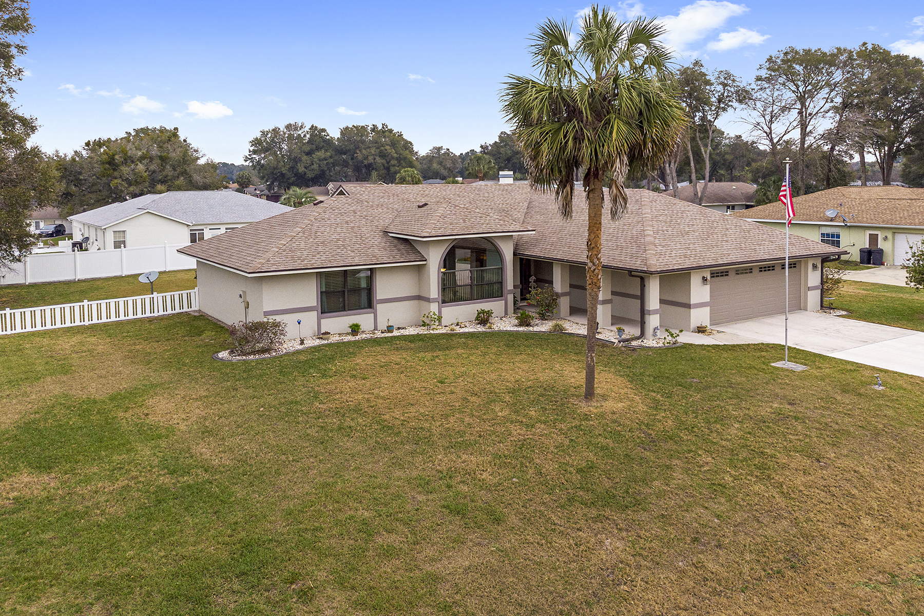 Single Family Homes por un Venta en OCALA 7557 Sw 103rd Loop, Ocala, Florida 34476 Estados Unidos