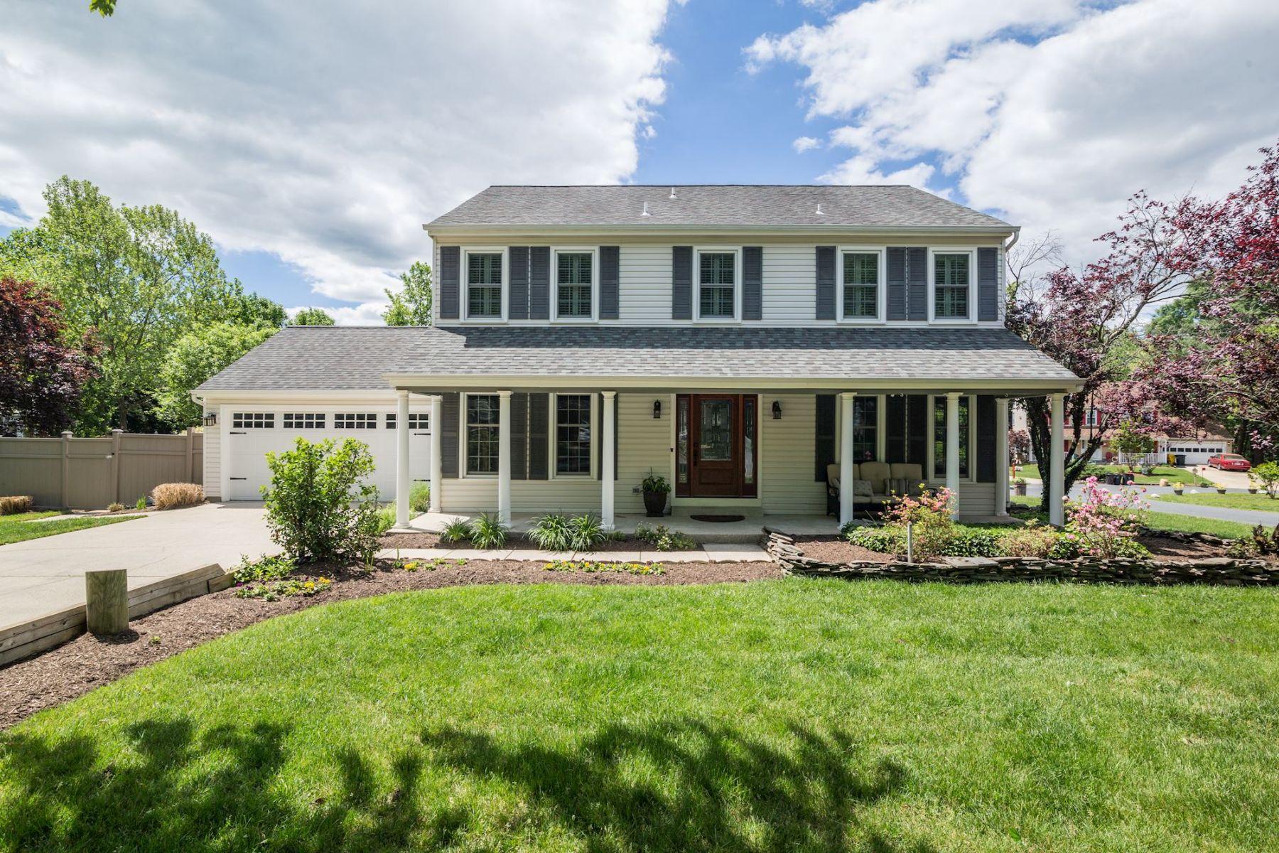 獨棟家庭住宅 為 出售 在 370 Westbury Street, Riva 370 Westbury Drive Riva, 馬里蘭州 21140 美國