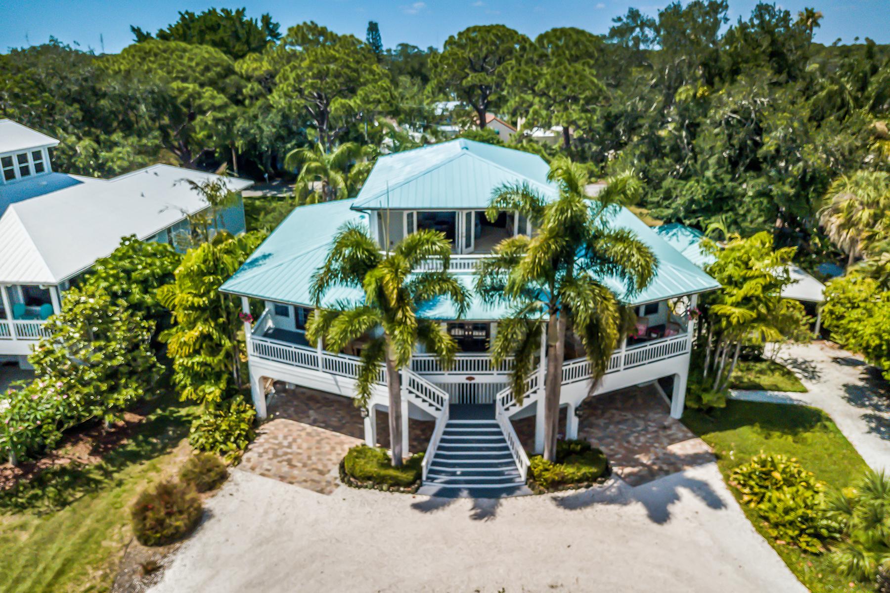 Single Family Homes for Sale at NOKOMIS 200 Sunrise Dr, Nokomis, Florida 34275 United States