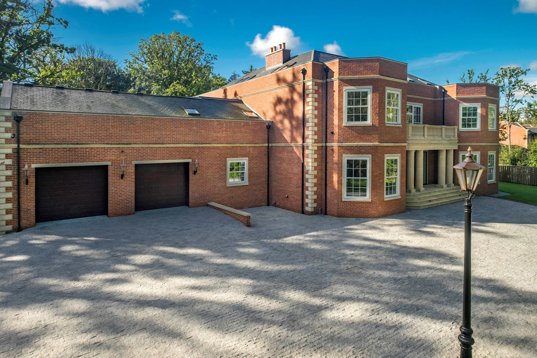 Single Family Homes for Sale at The Birches, Tranwell Woods Morpeth, England NE61 6AG United Kingdom