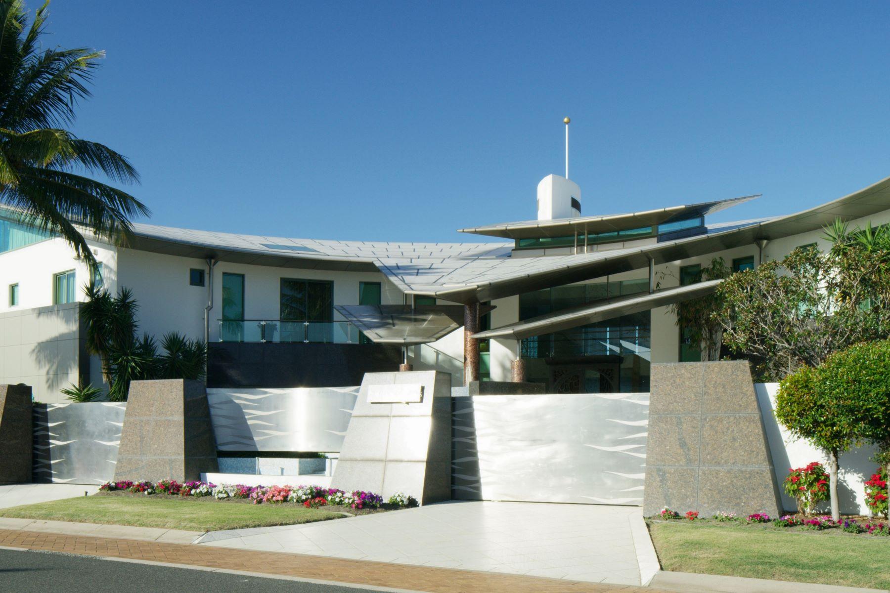 獨棟家庭住宅 為 出售 在 Château de Rêves 7-13 King Arthurs Court Gold Coast, Queensland, 4216 澳大利亞