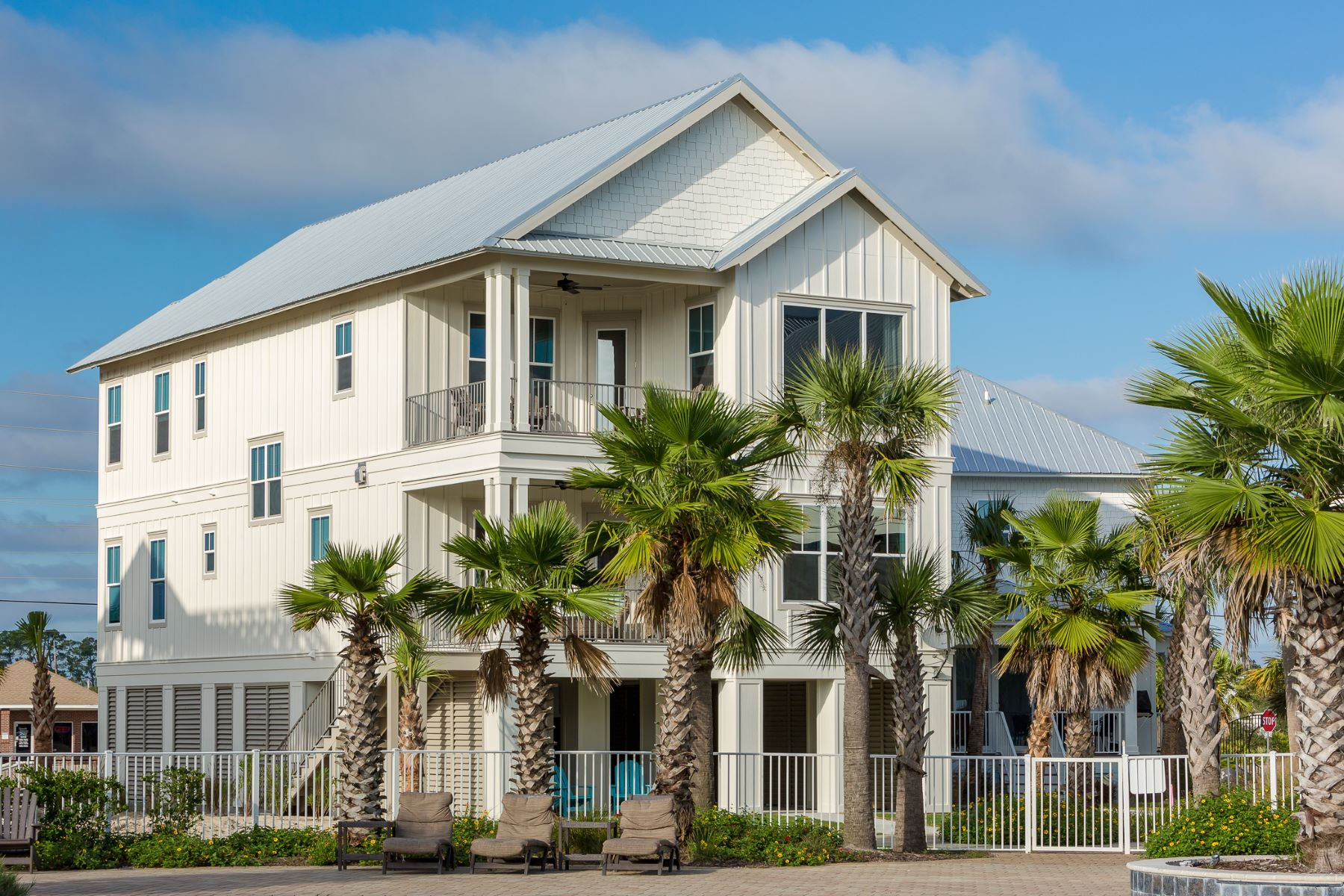 Single Family Homes 为 销售 在 Cottages at Romar 23150 Perdido Beach Blvd Lot 18 Orange Beach, 阿拉巴马州 36561 美国