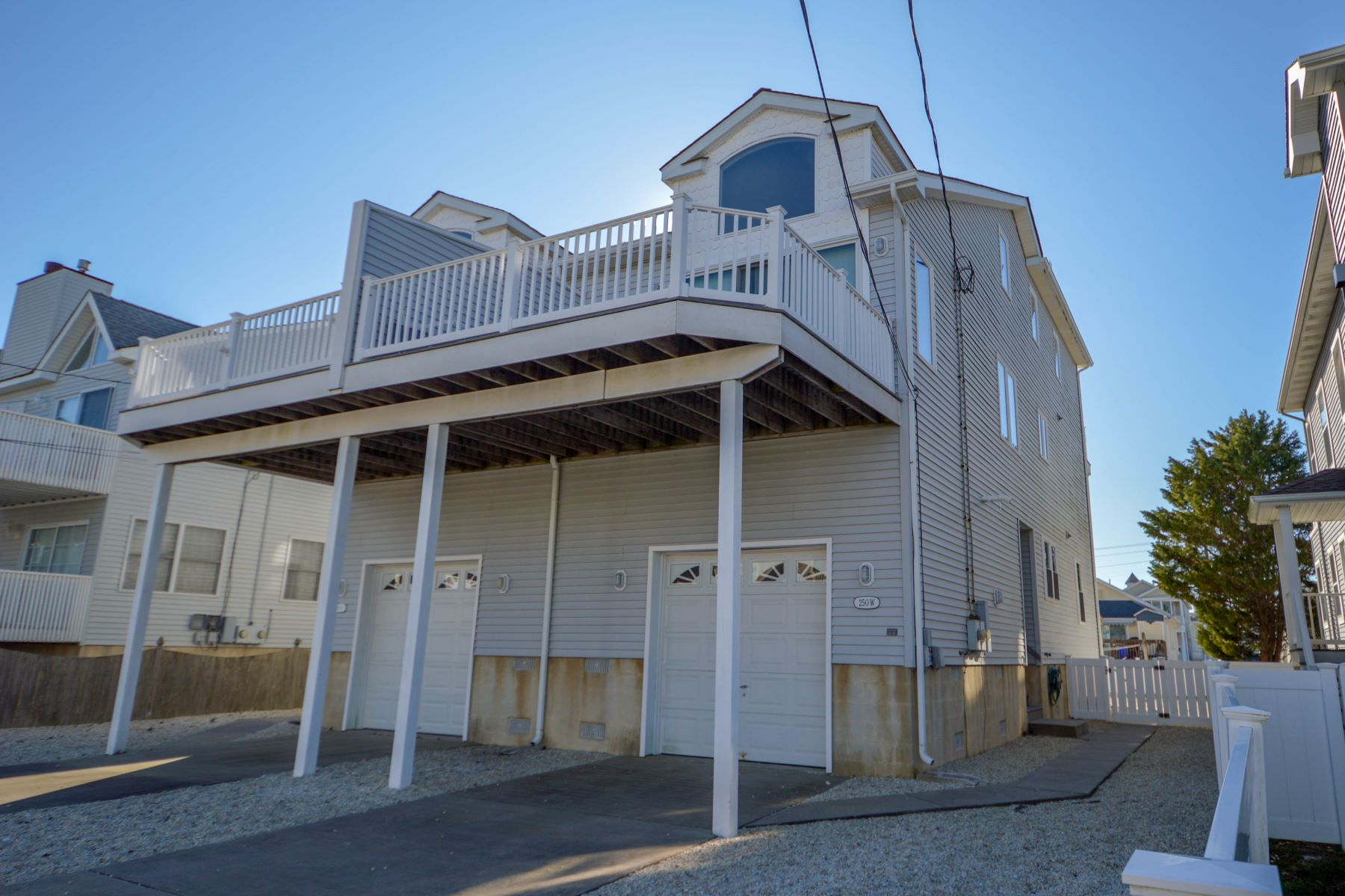 townhouses for Sale at Updated Beach Townhome 250 24th Street West Unit, Avalon, New Jersey 08202 United States