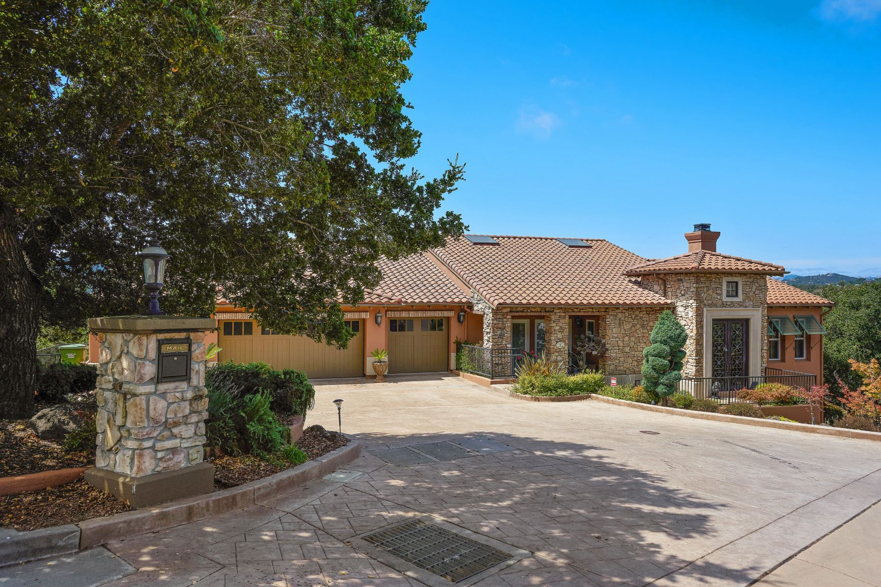 Single Family Homes for Sale at Fabulous Location in Stonetree 75 Stonetree Lane Novato, California 94945 United States