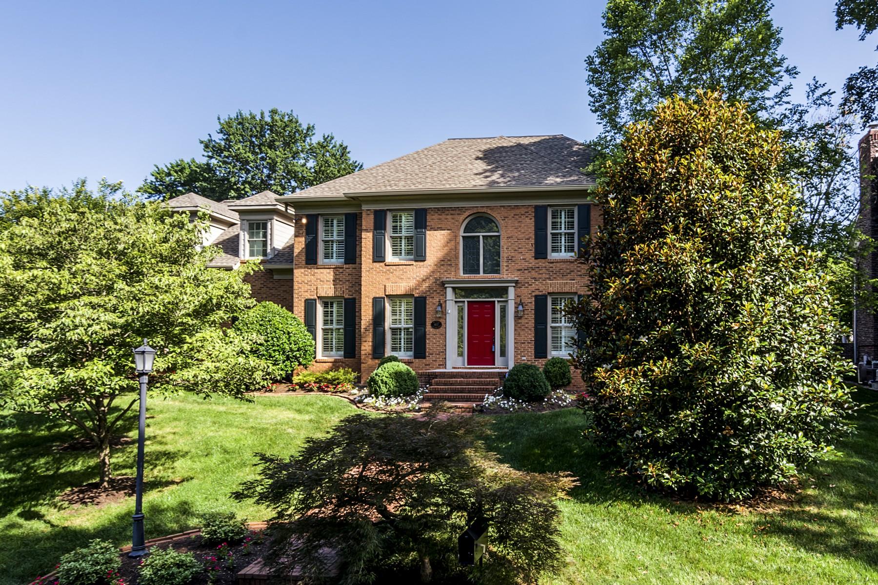 Vivienda unifamiliar por un Venta en Gorgeous Home In Westmoreland 6937 Old Kent Drive Knoxville, Tennessee, 37919 Estados Unidos