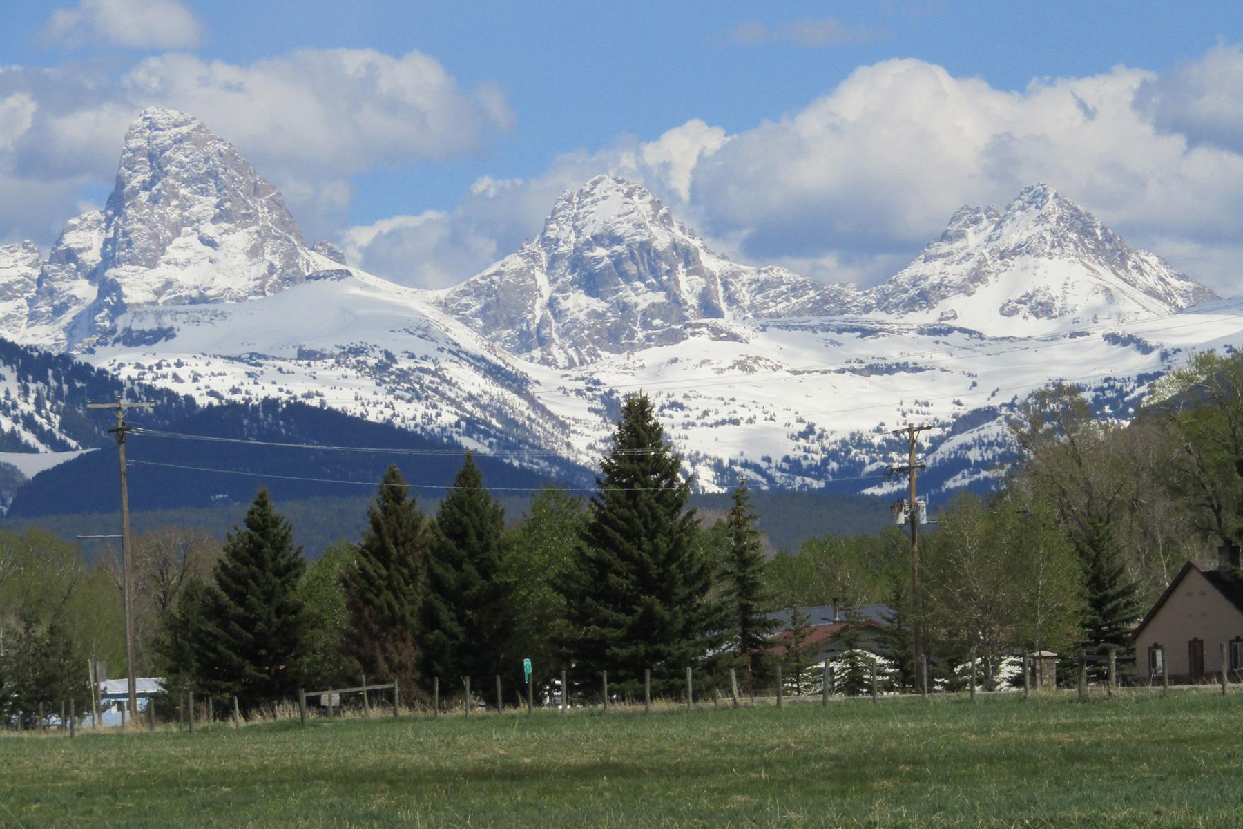 Land for Sale at Huge Teton Views 1100 W Highway 33 Tetonia, Idaho 83452 United States