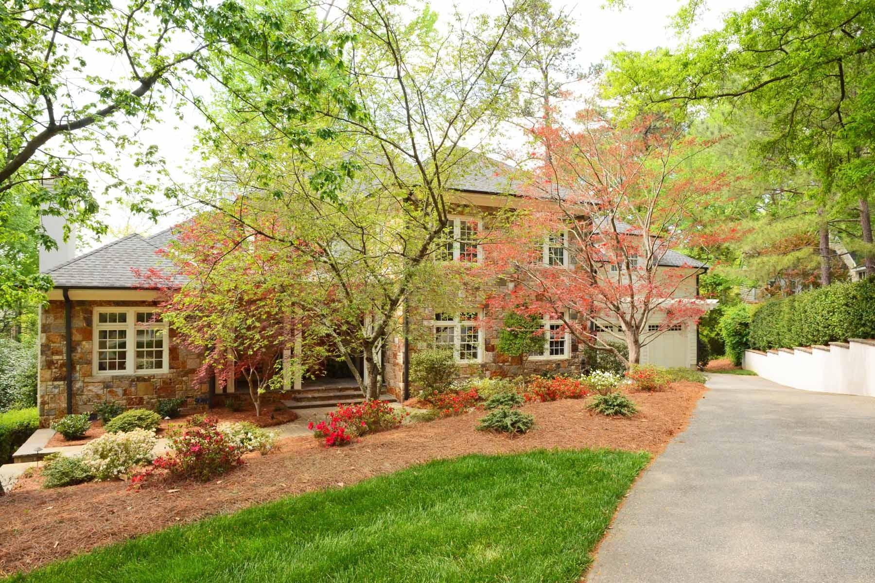 Casa Unifamiliar por un Venta en McDougal 1914 Lewis Circle Raleigh, Carolina Del Norte, 27608 Estados Unidos