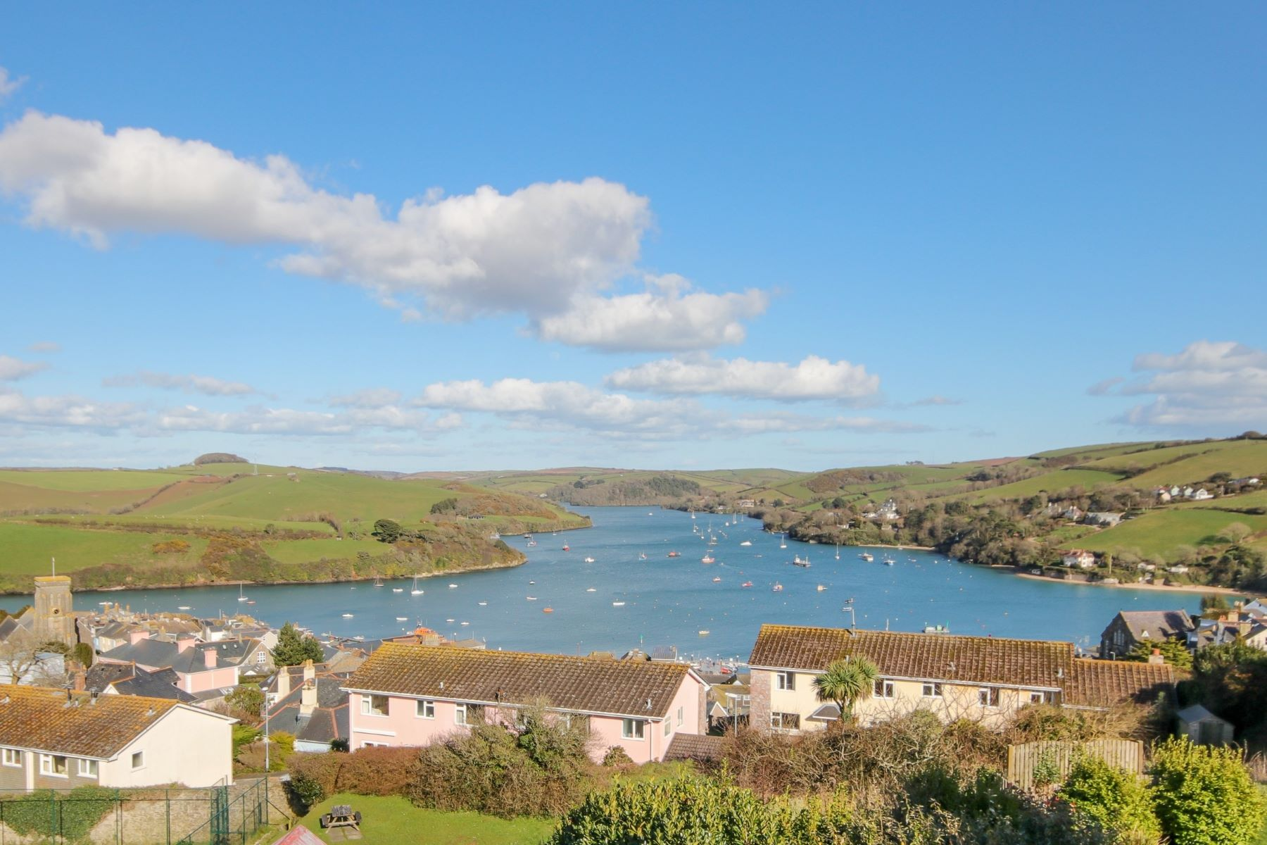 Single Family Homes for Sale at One Vantage Point Bonaventure Road Salcombe, England TQ8 8BE United Kingdom