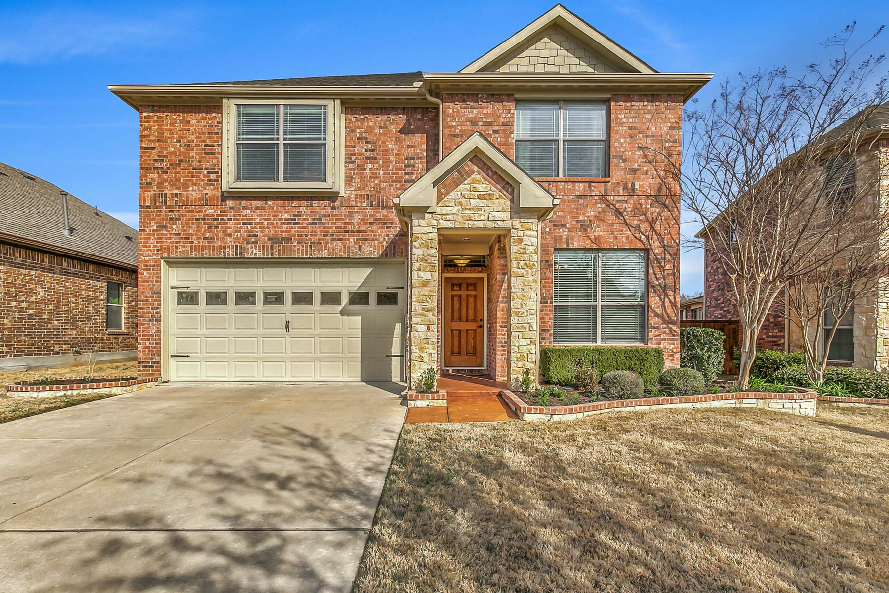 Single Family Home for Sale at 3825 Weatherstone Dr. 3825 Weatherstone Drive, Fort Worth, Texas, 76137 United States