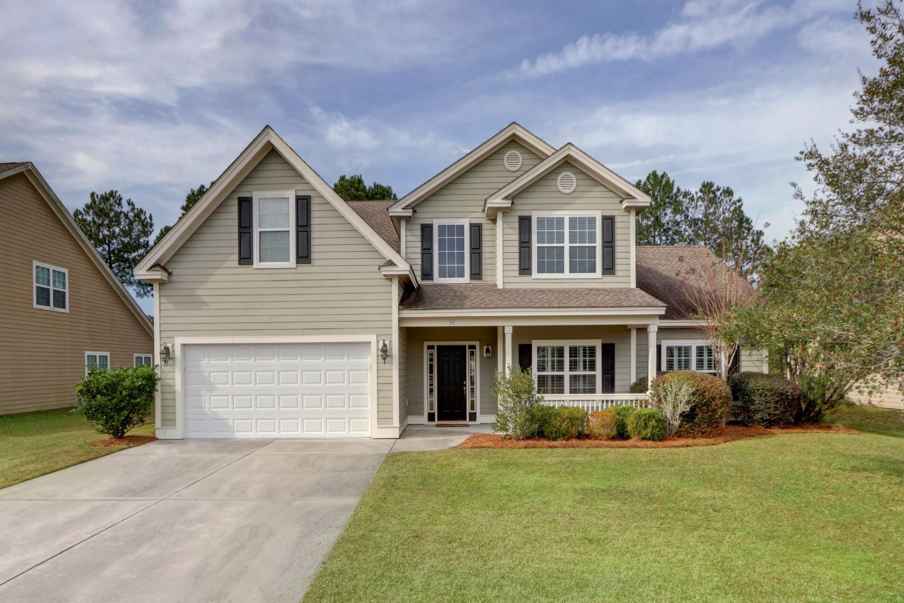 Single Family Homes for Active at 19 Olde Gate Court Pooler, Georgia 31322 United States
