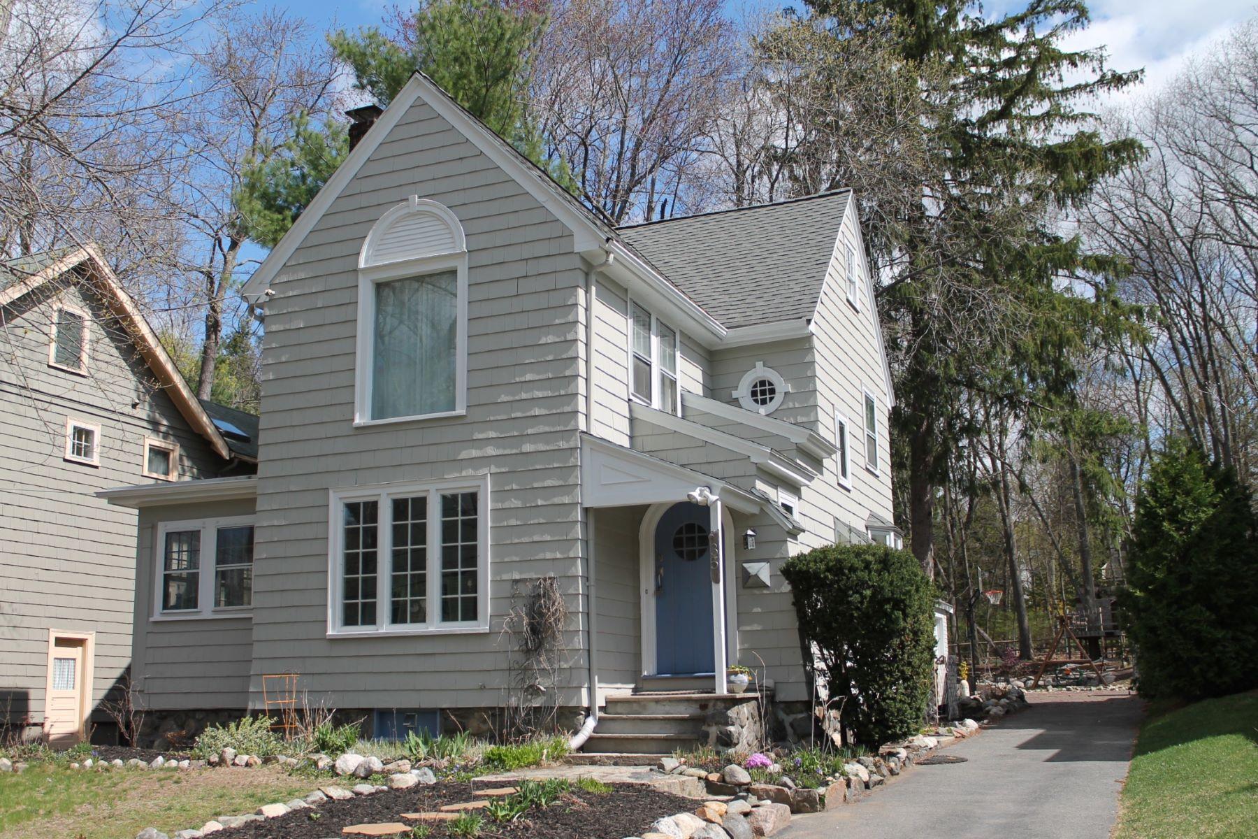 Частный односемейный дом для того Продажа на Prospect Hill! 35 Downing Road Lexington, Массачусетс, 02421 Соединенные Штаты