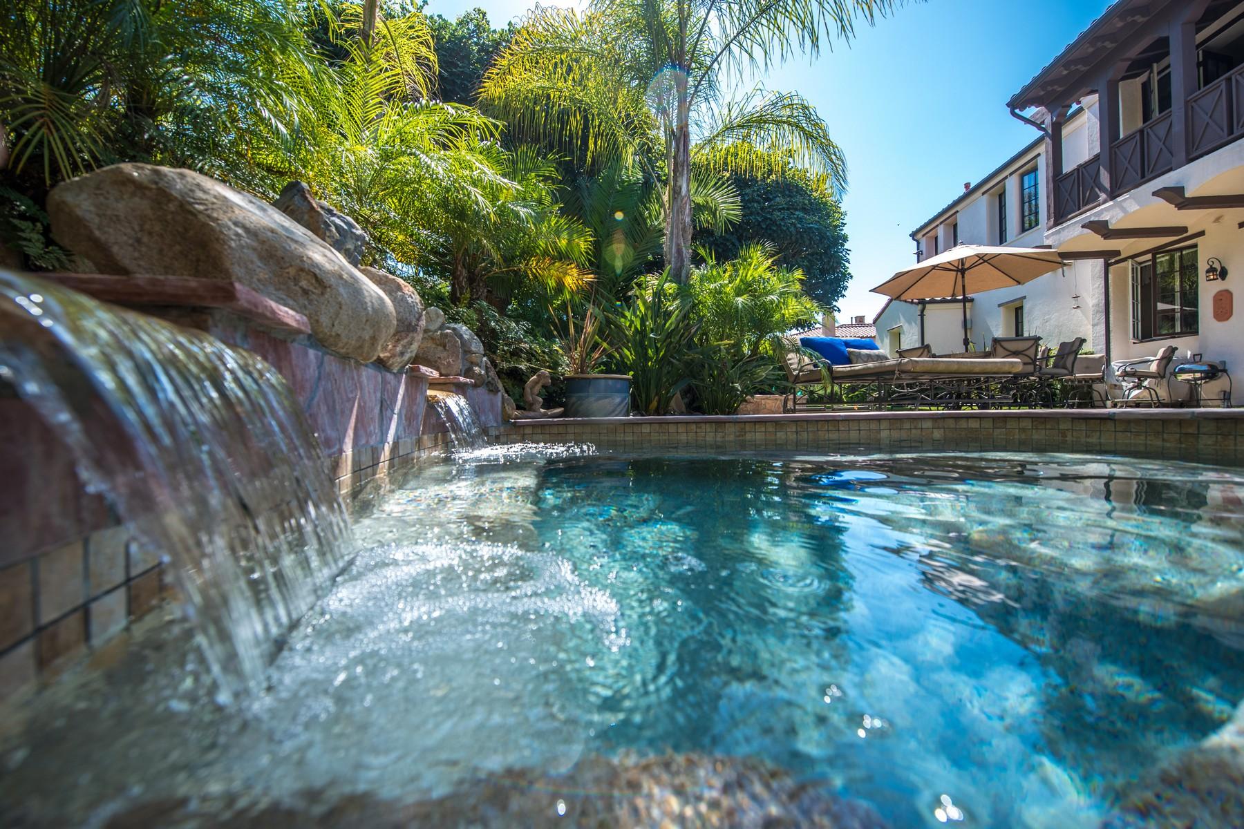 獨棟家庭住宅 為 出售 在 8290 Top O The Morning San Diego, 加利福尼亞州, 92037 美國