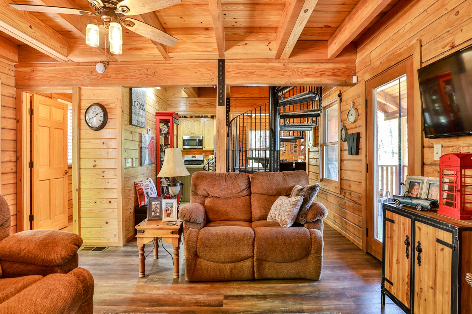 Single Family Homes for Sale at 1844 Shay Road Big Bear City, CA 92314 1844 Shay Road Big Bear City, California 92314 United States