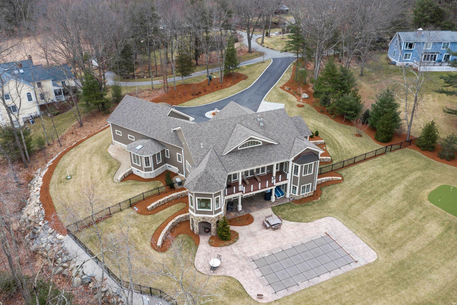 Single Family Homes για την Πώληση στο 87 Old County Road 87 Old County Rd, Waltham, Μασαχουσετη 01783 Ηνωμένες Πολιτείες
