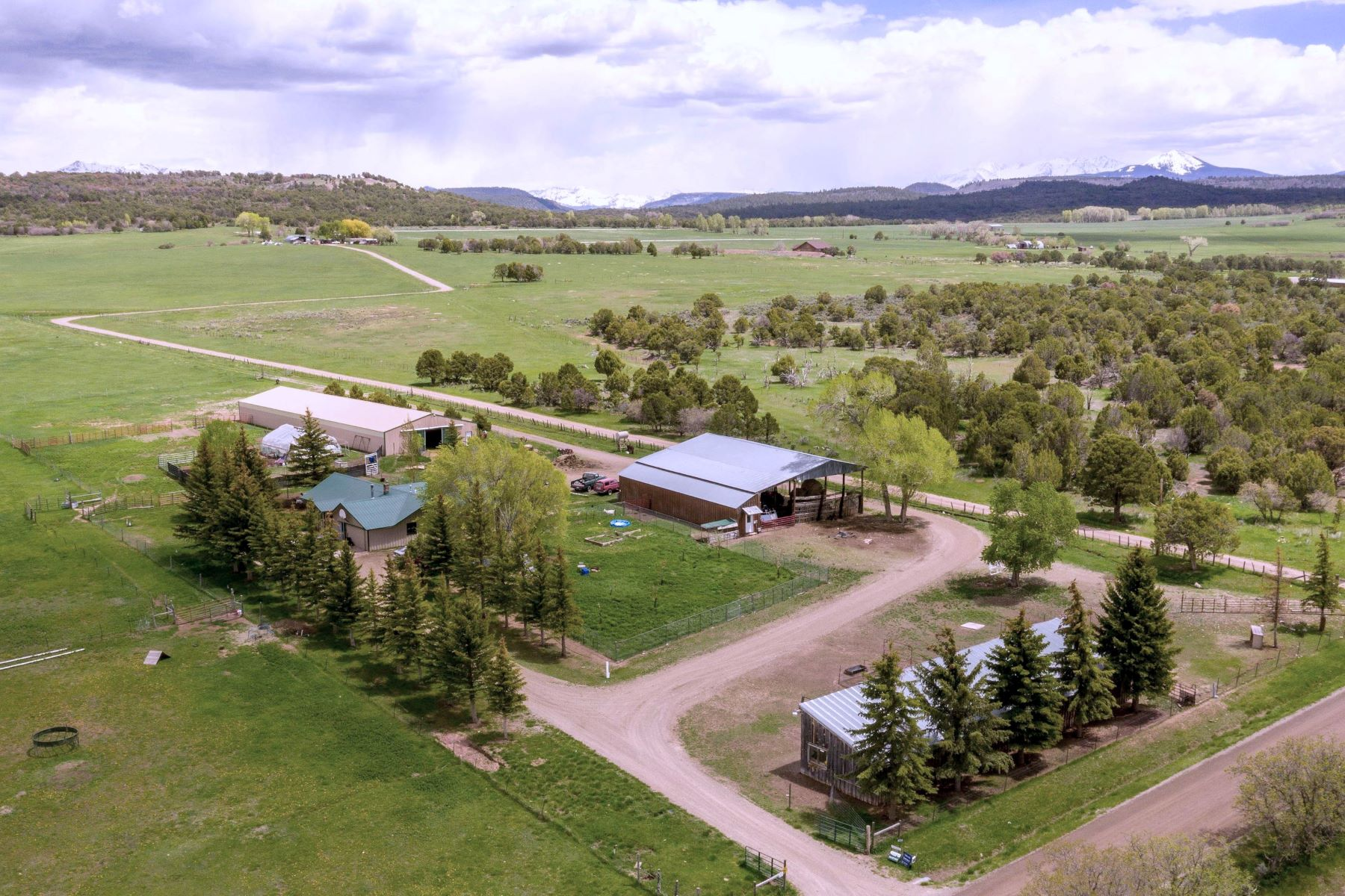 Single Family Homes for Sale at 1448 County Road 46X Norwood, Colorado 81435 United States