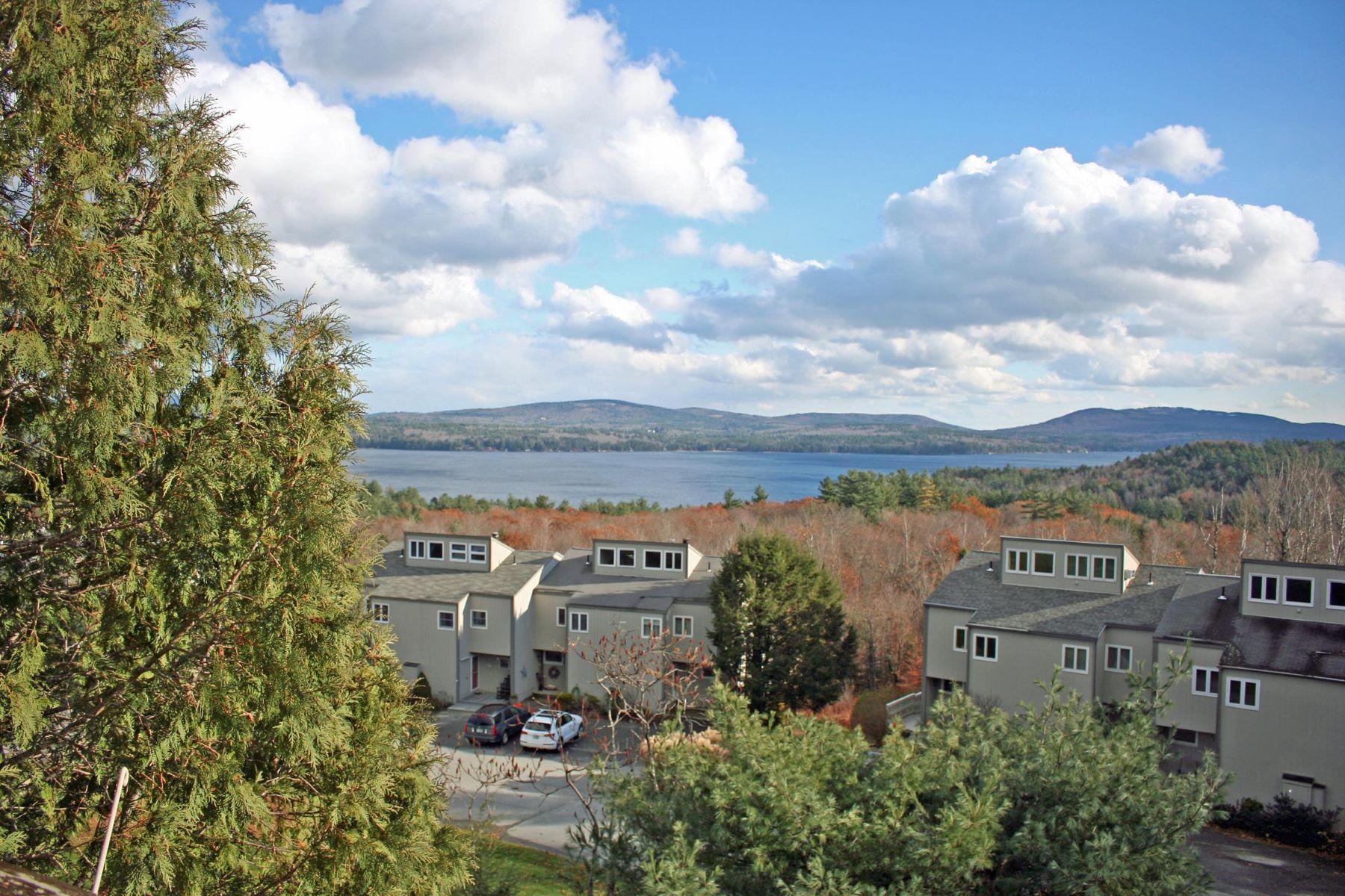 Condominium for Sale at Three Bedroom, Three Bath Grandliden Condominium 41 Skijor Steppe Dr Sunapee, New Hampshire 03872 United States